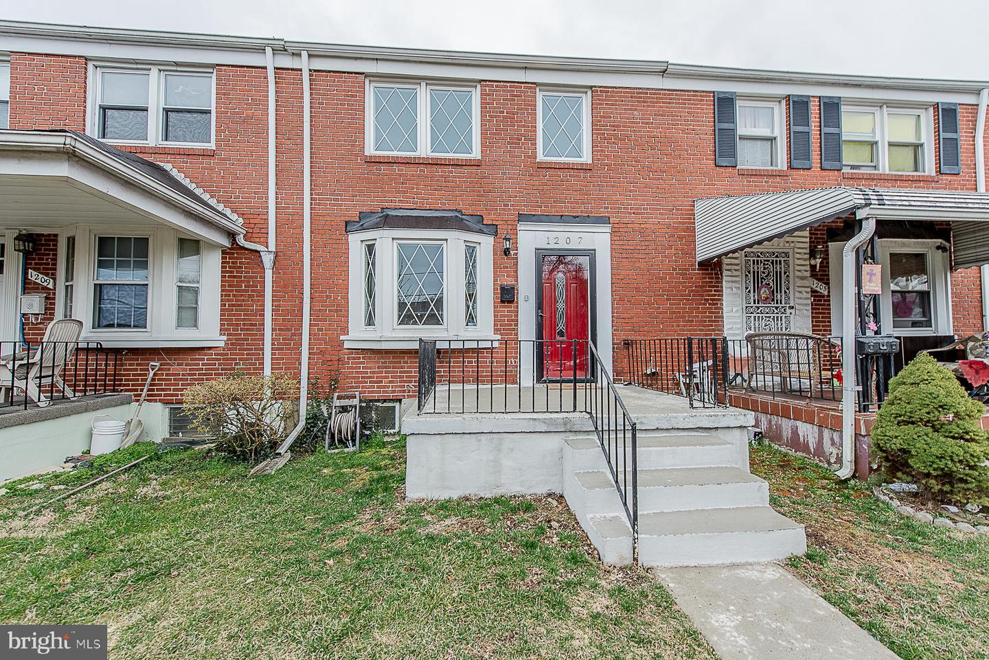 1207 Walker Ave, Baltimore, MD 21239, MLS #MDBA440844 - Howard Hanna