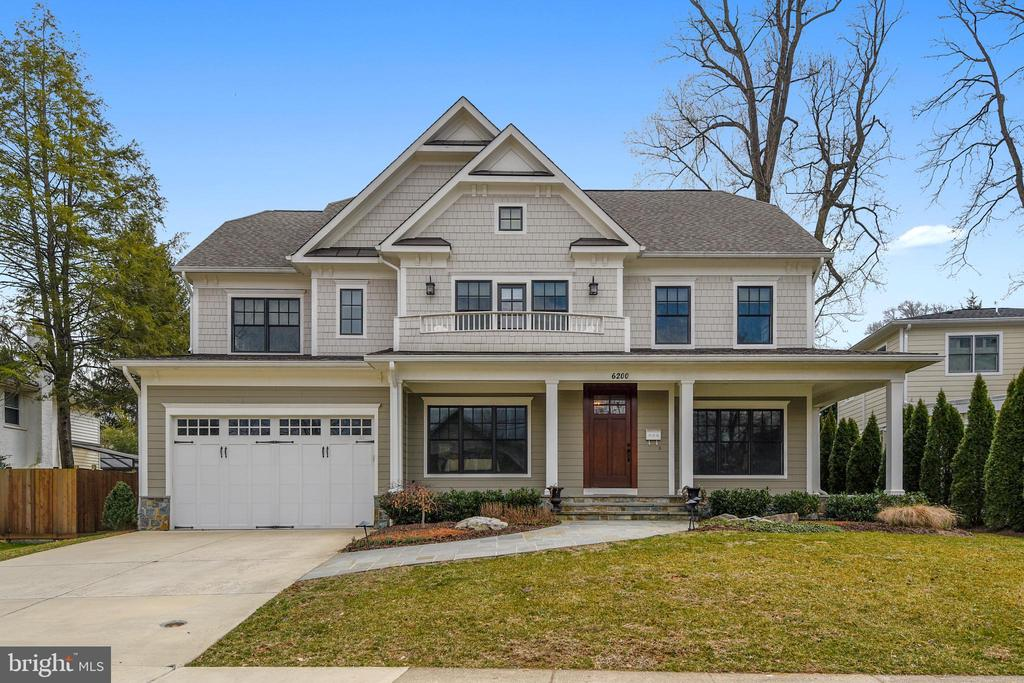 Stunning Arts & Crafts Home Built By Award Winning Castlewood Custom Builders. Located in Sought After Landon Woods & Walt Whitman School District. 4 floors of luxury, 6 Bedrooms, 5.5 Baths, Gourmet Kitchen, Hardwood Floors, Separate Dining Room, Custom Millwork, Lush Rear Yard, and Much More!