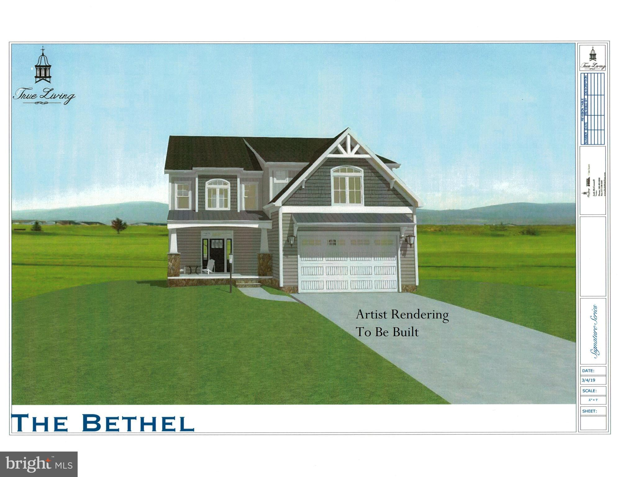 Lot 20B YATES CIRCLE, STANARDSVILLE, VA 22973