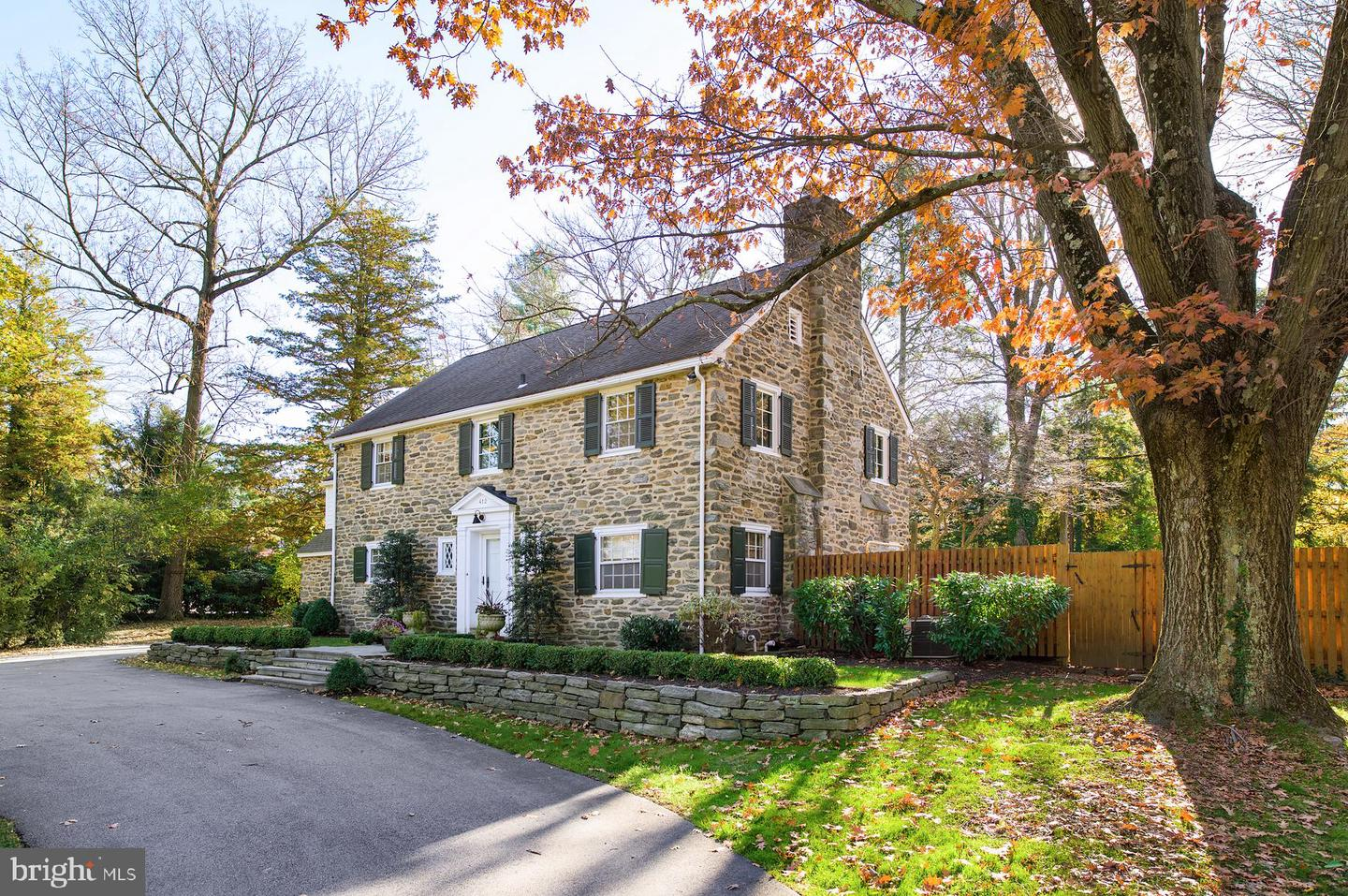 412 Righters Mill Road Narberth, PA 19072