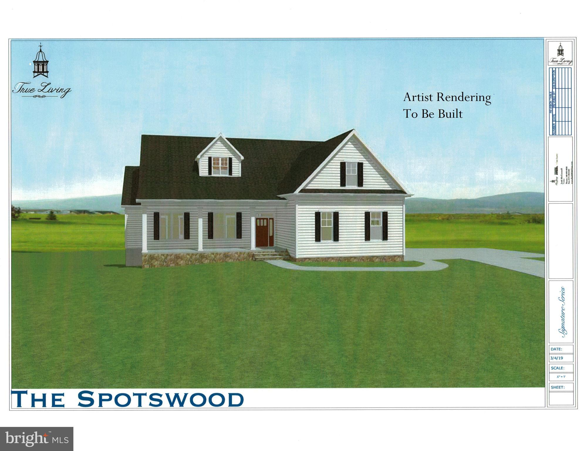 Lot 19 YATES CIRCLE, STANARDSVILLE, VA 22973