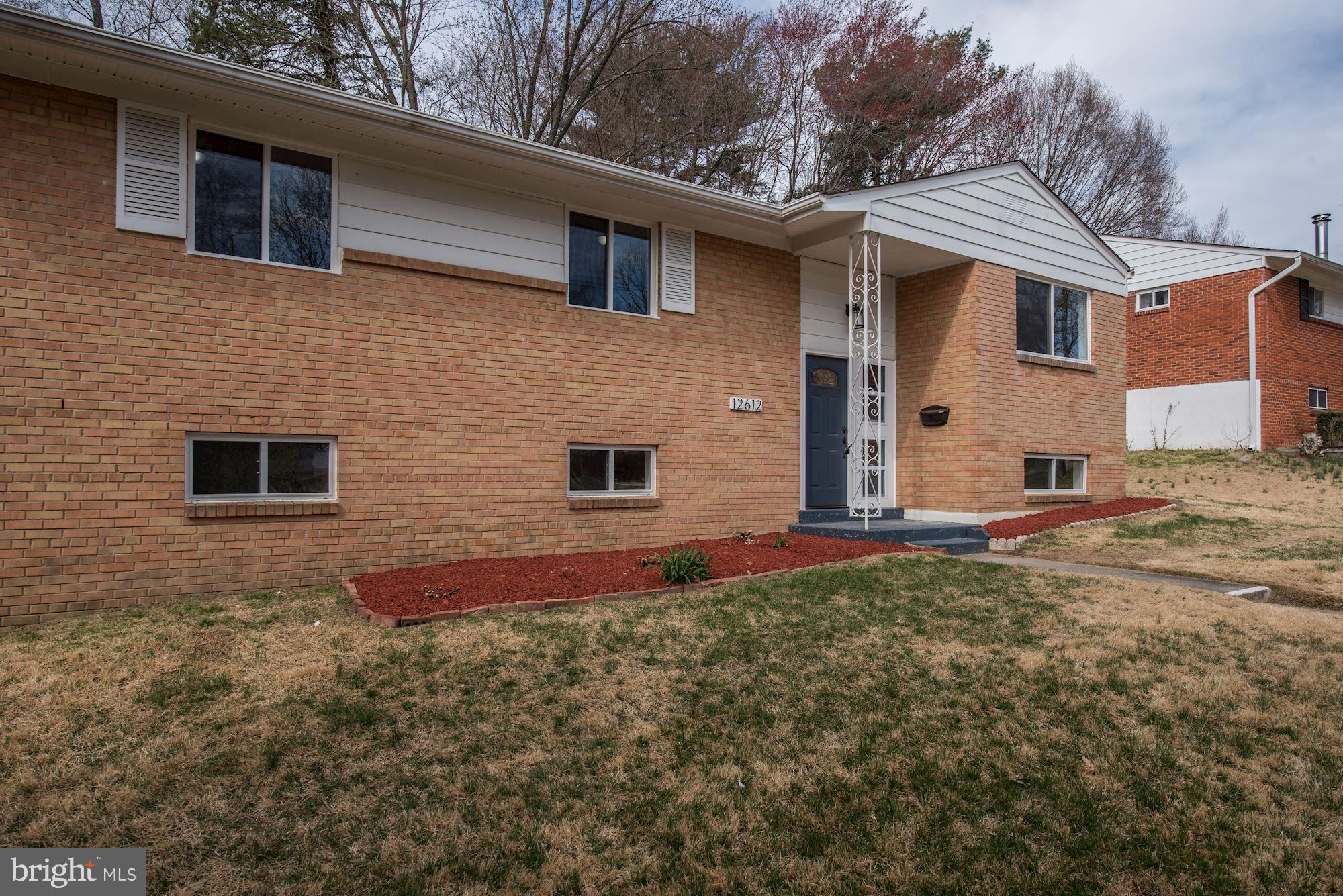 12612 MONTCLAIR DRIVE, SILVER SPRING, MD 20904