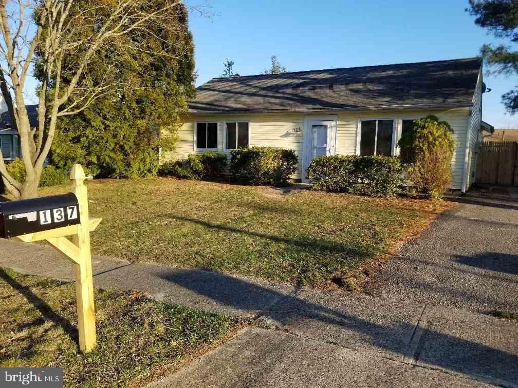 137 WINDWARD DRIVE, BARNEGAT, NJ 08005