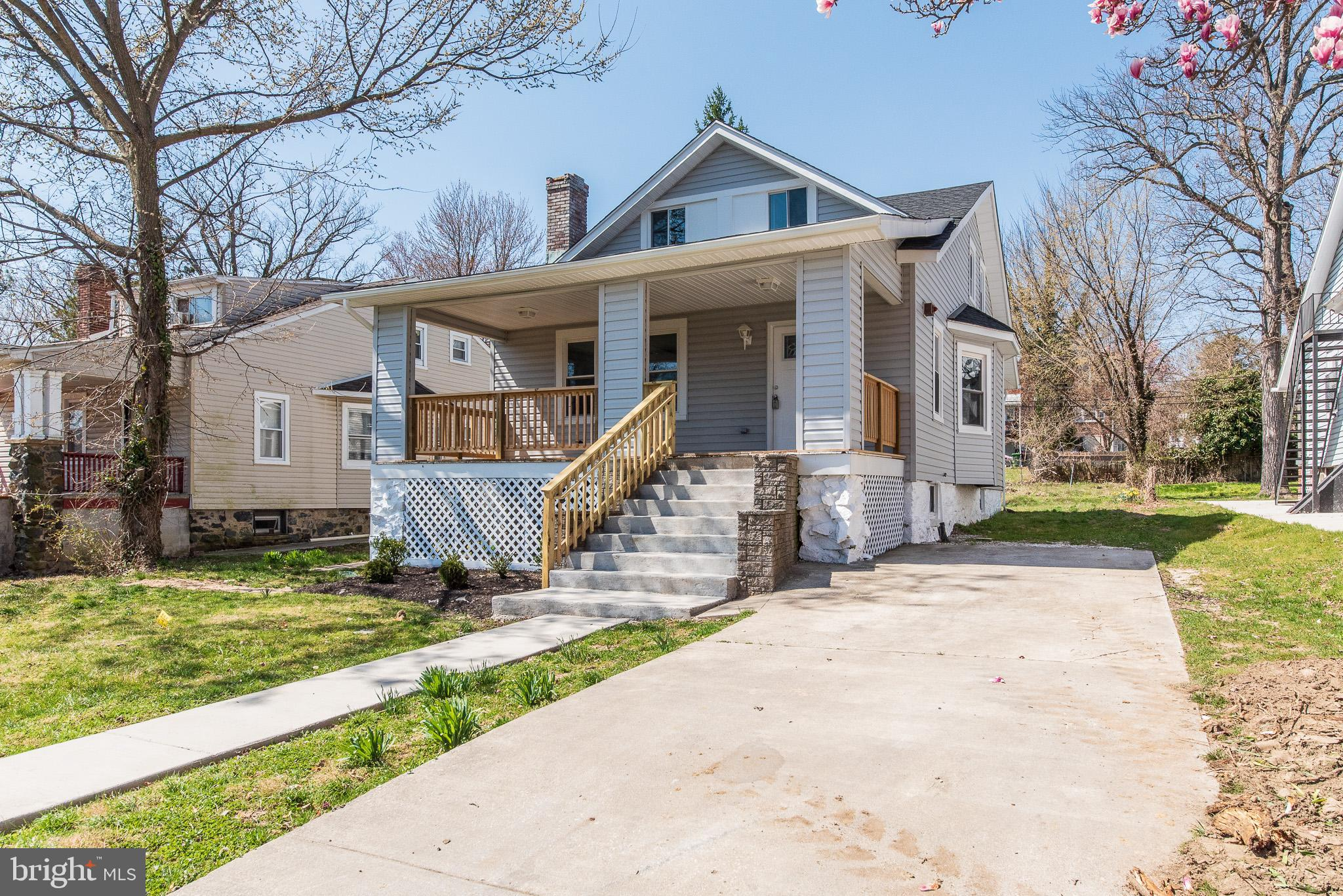 2606 CHELSEA TERRACE, BALTIMORE, MD 21216