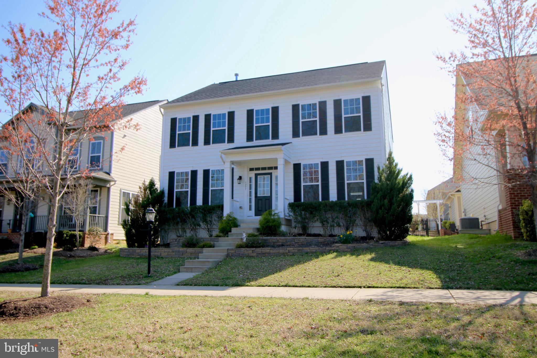 1207 Hearthstone Drive Fredericksburg Va 22401 Sold Listing Mls Vafb114754 Re Max Of Reading