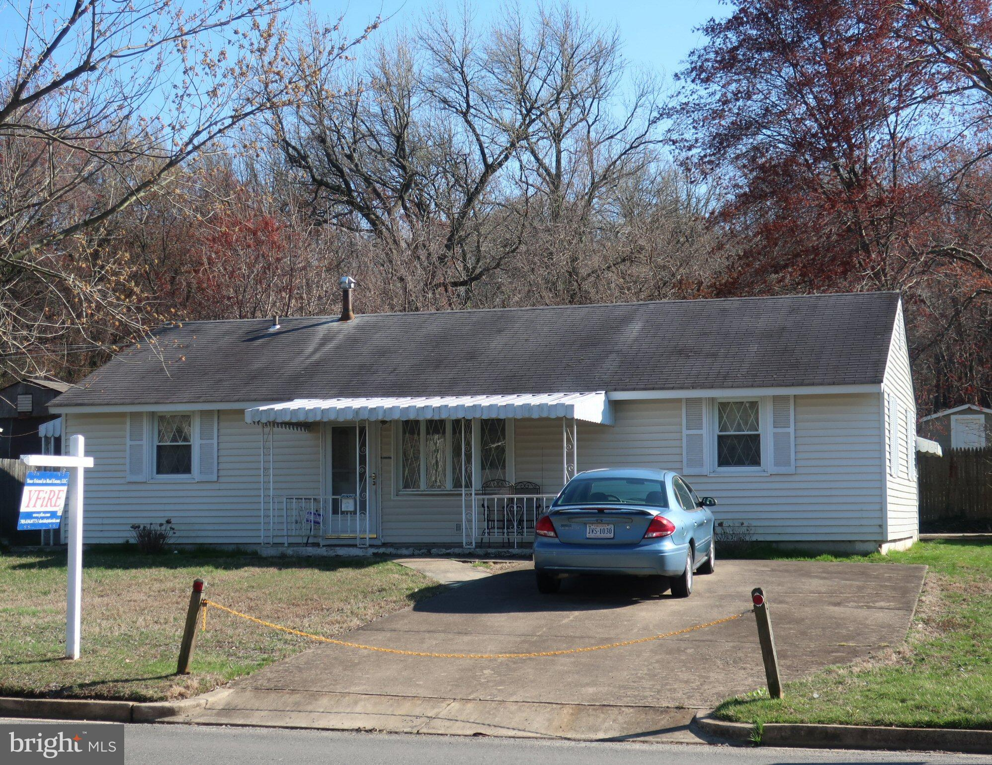 This is an older home filled with a lifetime of possessions and no updates. 3 bedrooms and 1 full bath. The listing agent will not be showing the home to anyone, and cannot make appointments. If you want to see this home, you will have to ask your agent to make an appointment. Showing instructions are included in the realtors MLS printout.