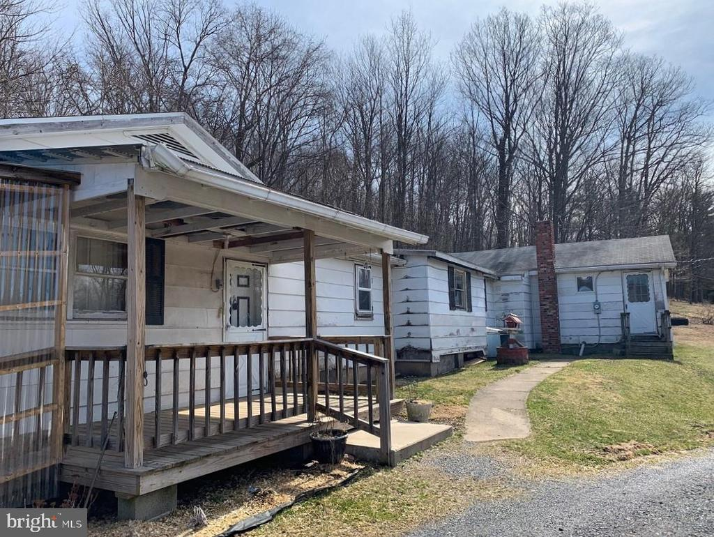 8558 N VALLEY ROAD, WELLS TANNERY, PA 16691