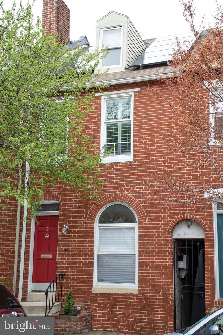 8 Henrietta Street   - Baltimore City, Maryland 21230