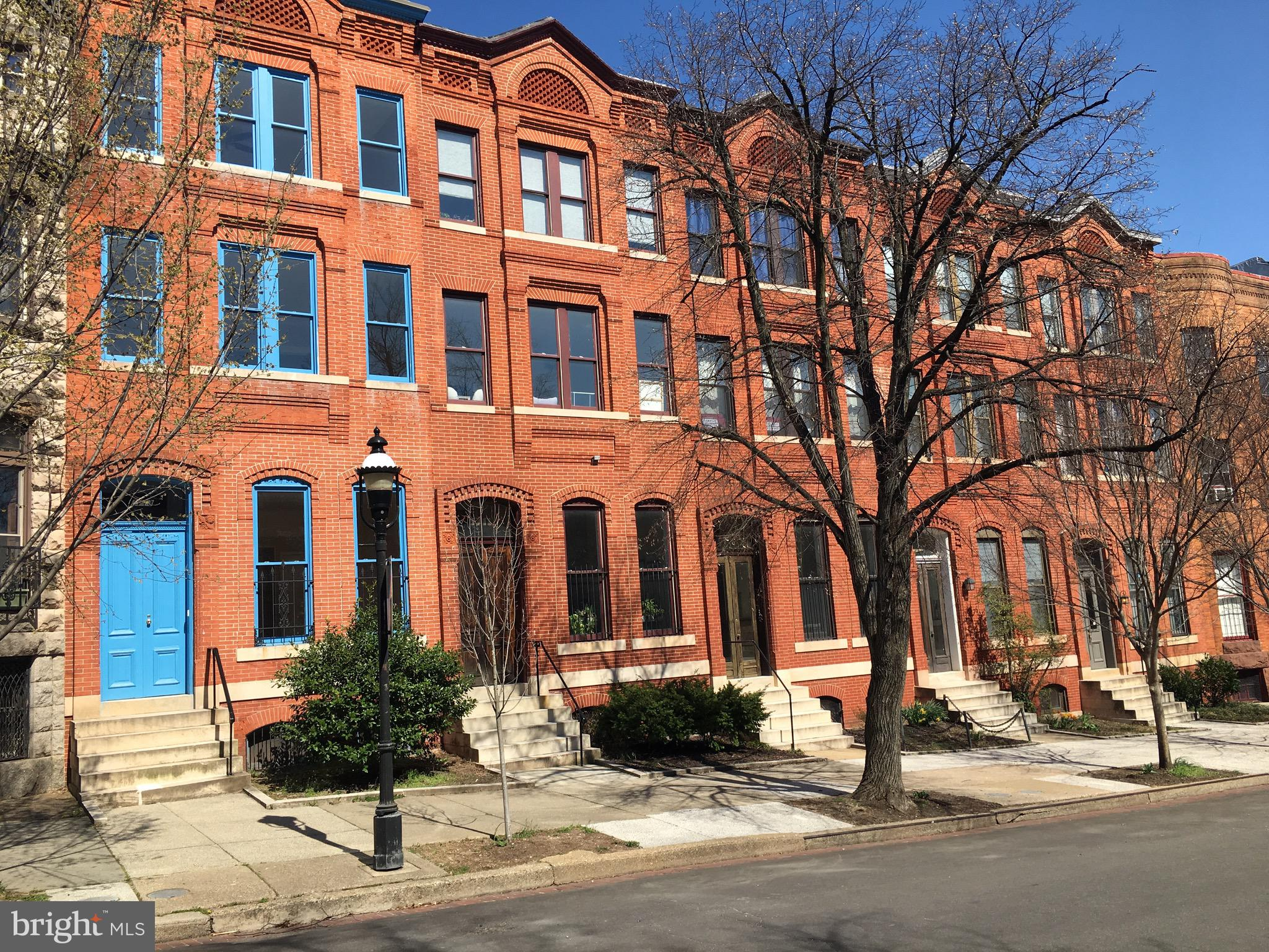1713 BOLTON STREET, BALTIMORE, MD 21217