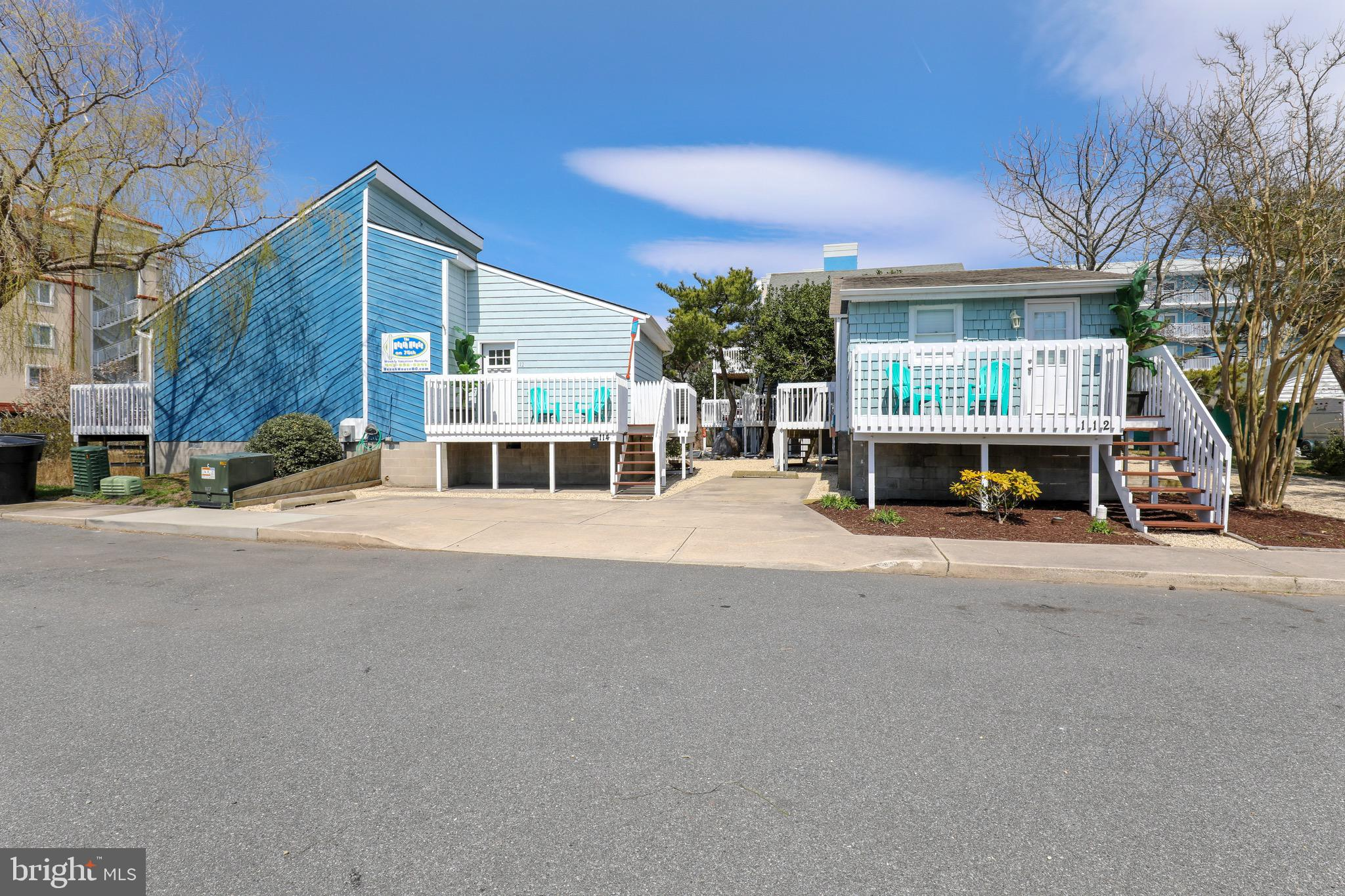 112 75TH STREET, OCEAN CITY, MD 21842