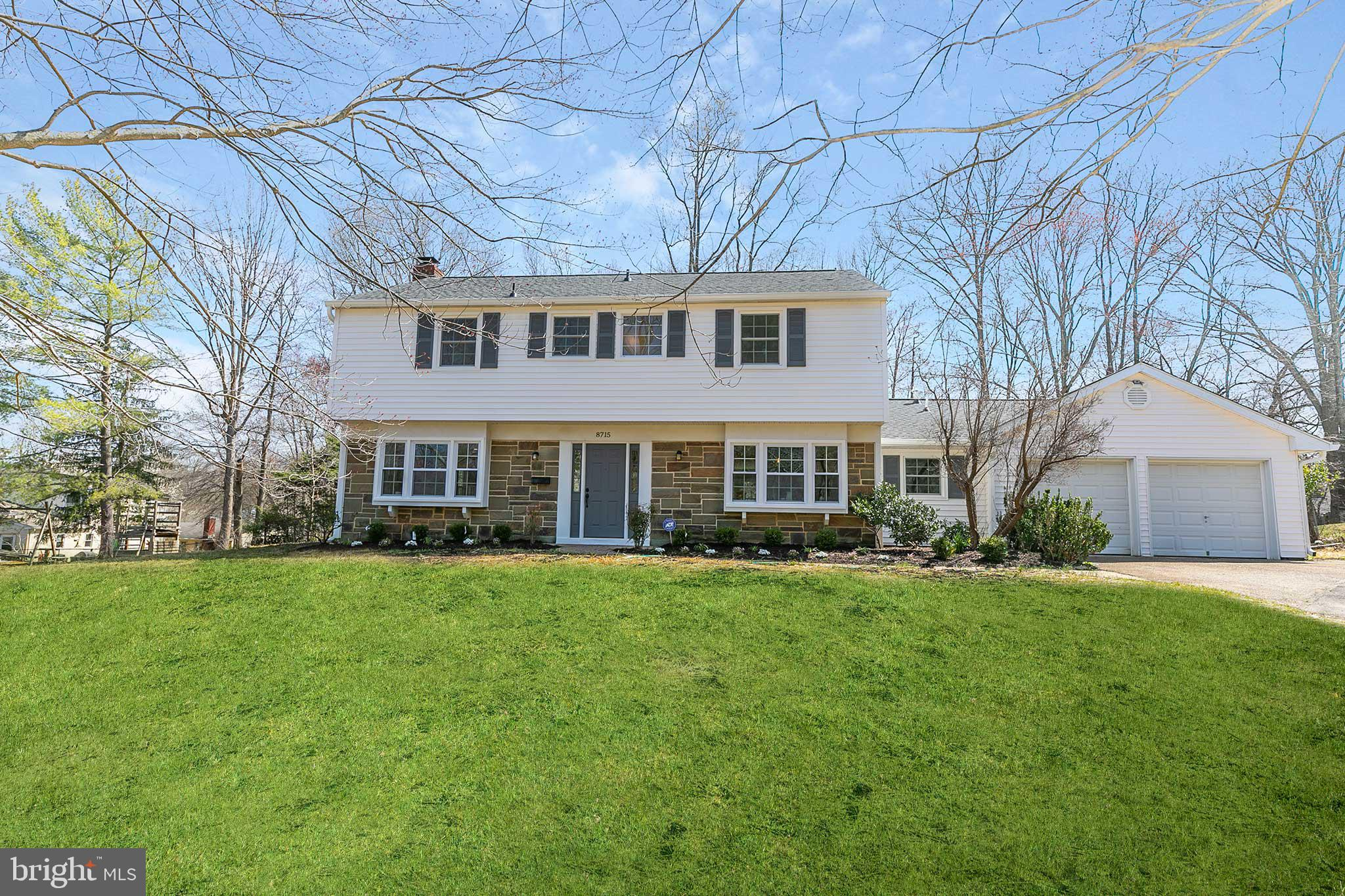 8715 CRESTMONT LANE, LAUREL, MD 20708