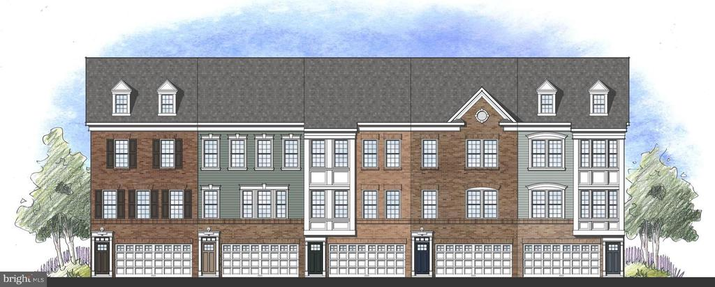 Brand new town home under construction in amenity-filled community featuring 3 bedrooms and 3.5 bathrooms. Located close to commuter routes, shopping, dining, and more! Future amenities include pool with clubhouse, fitness center & tot lot!
