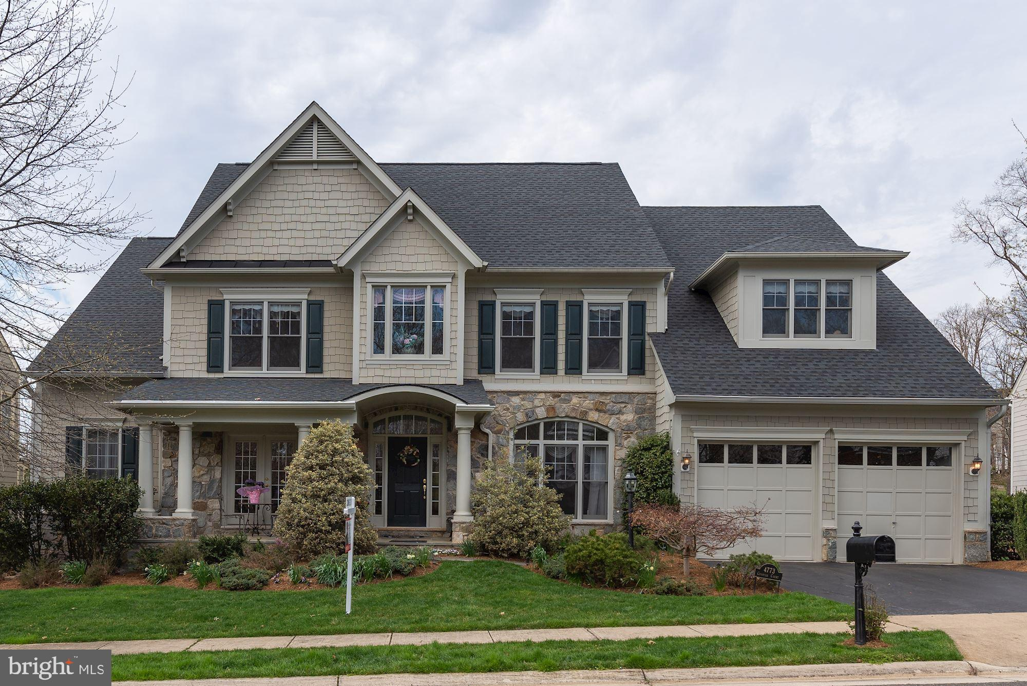 ONLY ONE OF 3 CRAFTMARK HOMES WITH MASTER SUITE ON MAIN LEVEL WITH 5 BEDROOMS AND 5 1/2 BATHROOMS WITH LARGE DECK OVERLOOKING #15 HOLE OF OLD HICKORY GOLF COURSE IN RIVER FALLS**FINISH IN PLACE HARDWOODS, GREAT DECK, SPACIOUS BEDROOMS, GOURMET KITCHEN WITH STAINLESS APPLIANCES - A MUST SEE!