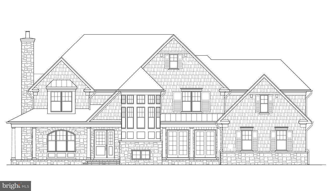 1607 Crestwood Ln, Mclean, VA, 22101