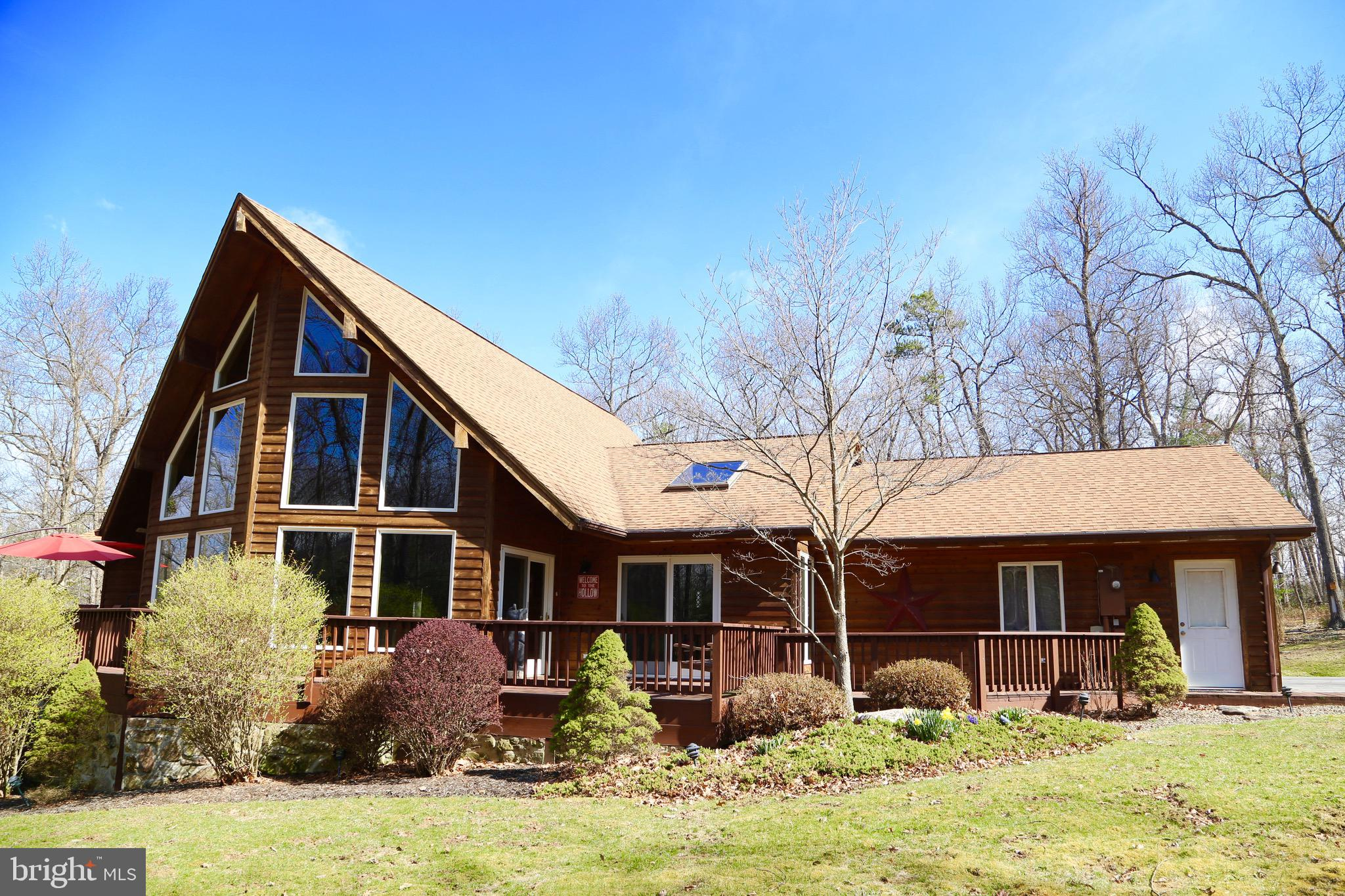 1067 EVERGREEN FARMS DRIVE, WARDENSVILLE, WV 26851