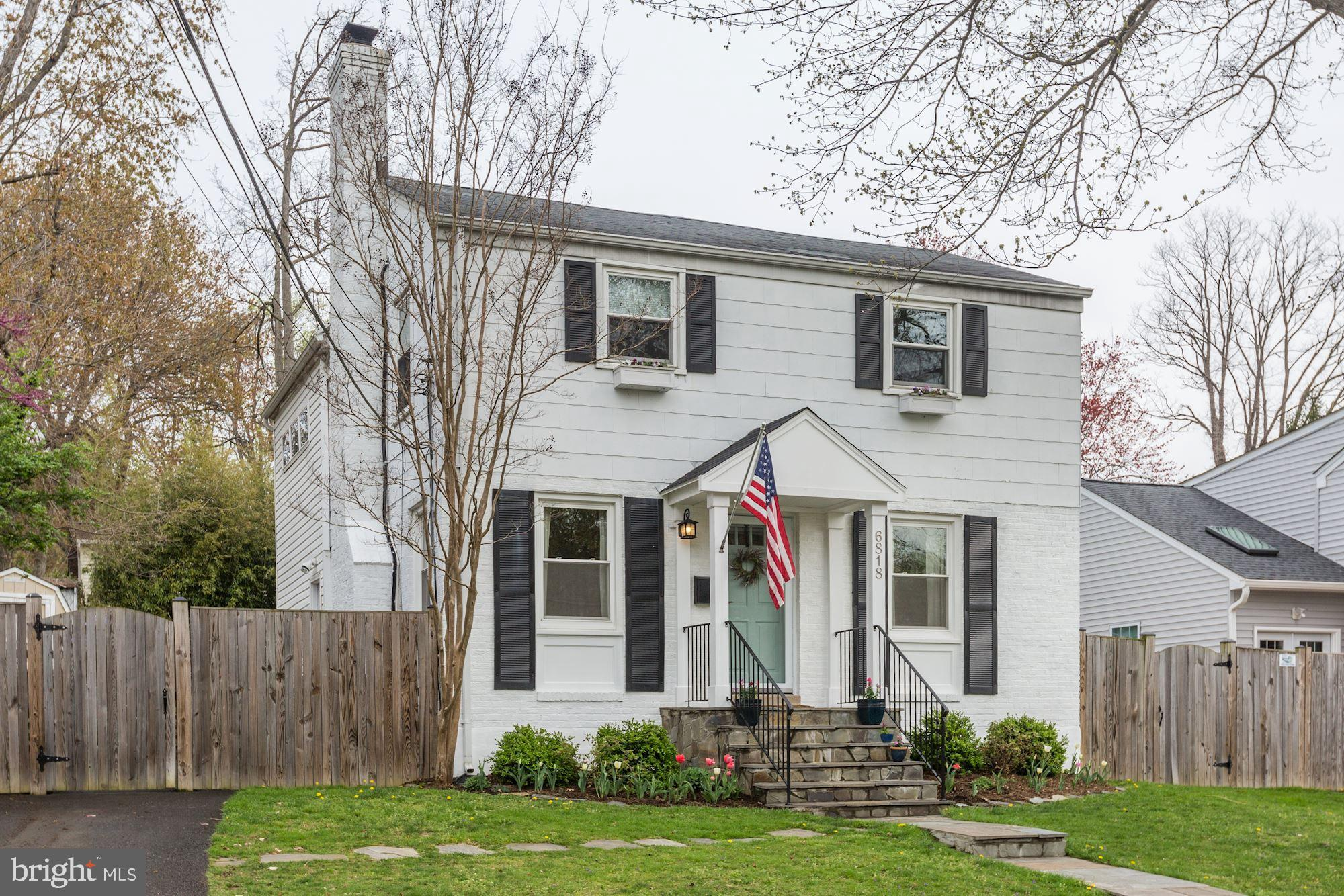 6818 JEFFERSON AVENUE, FALLS CHURCH, VA 22042