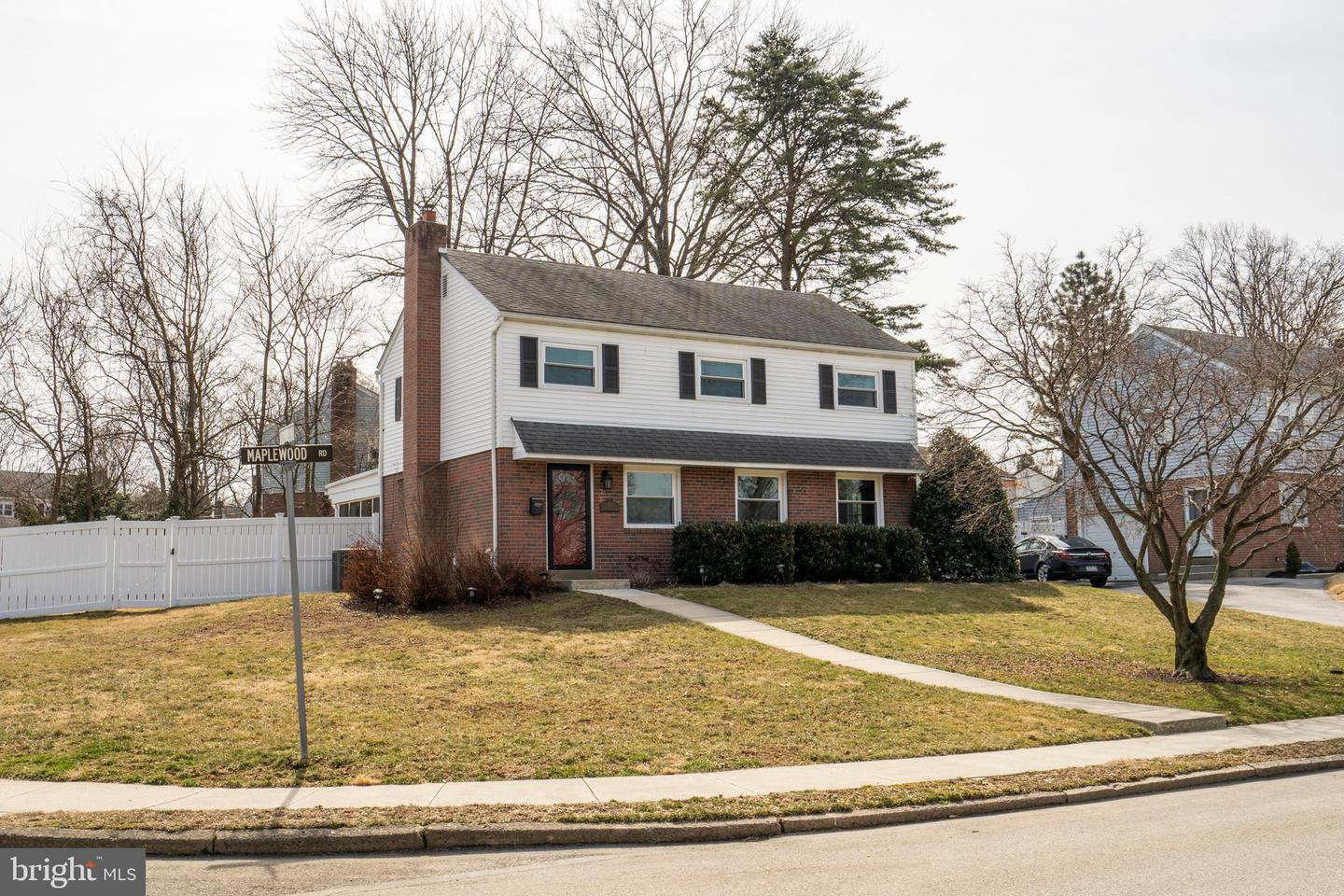 551 Maplewood Road Springfield, PA 19064