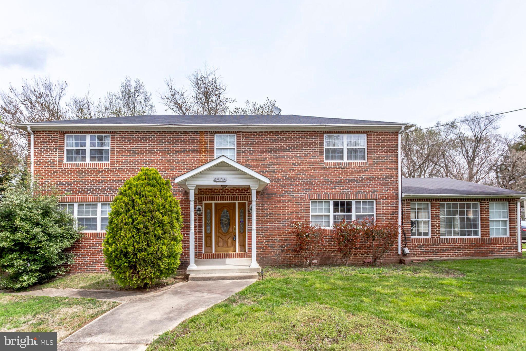 4506 ALLIES ROAD, MORNINGSIDE, MD 20746
