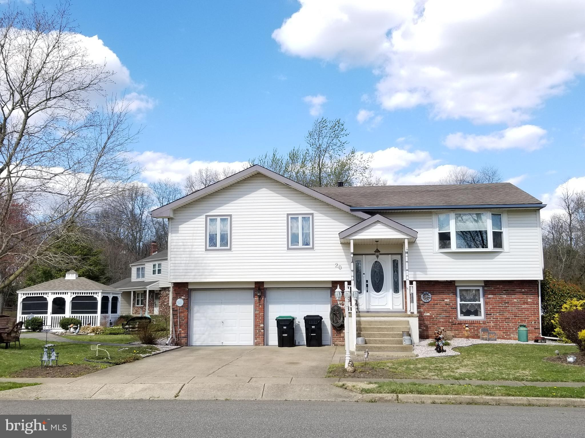 20 LAKEVIEW DRIVE, WATERFORD WORKS, NJ 08089