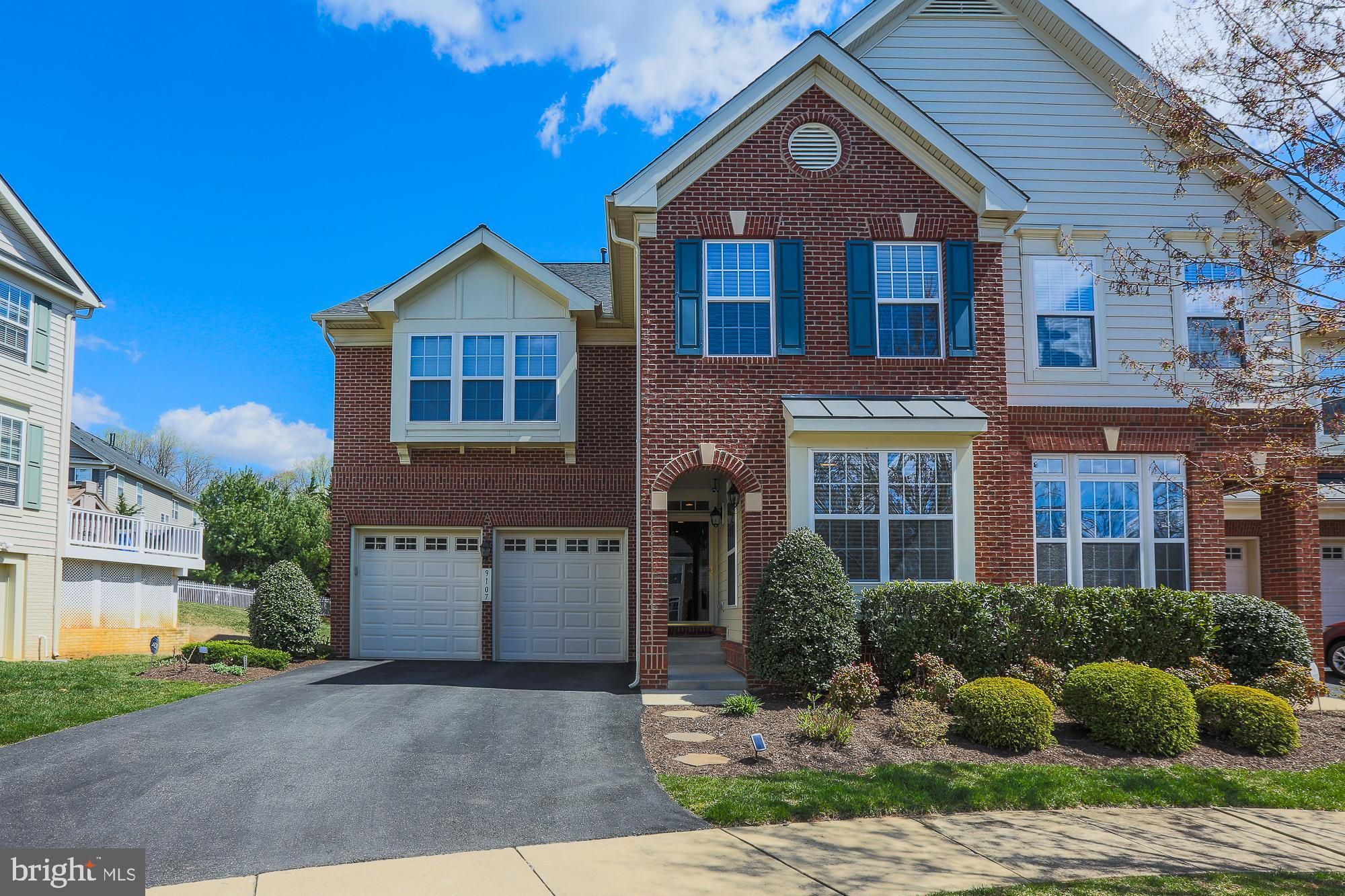 9107 BACK DROP DRIVE, PERRY HALL, MD 21128