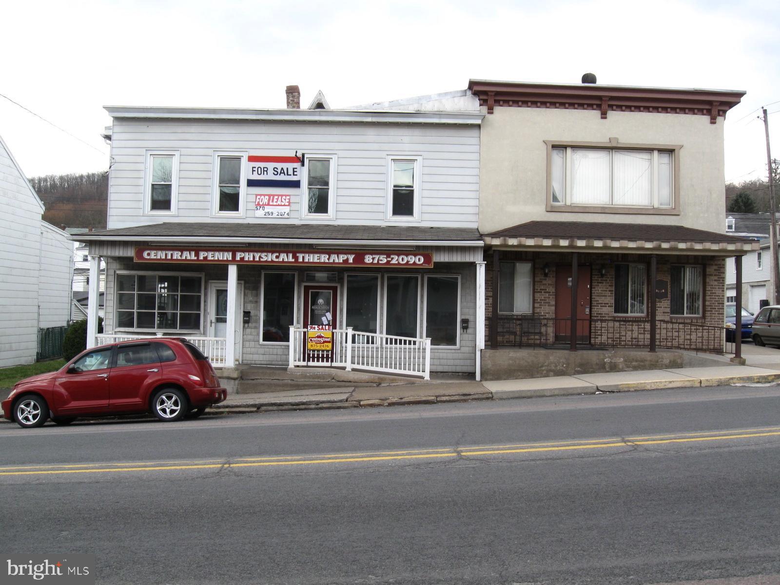 1834 CENTRE STREET, ASHLAND, PA 17921