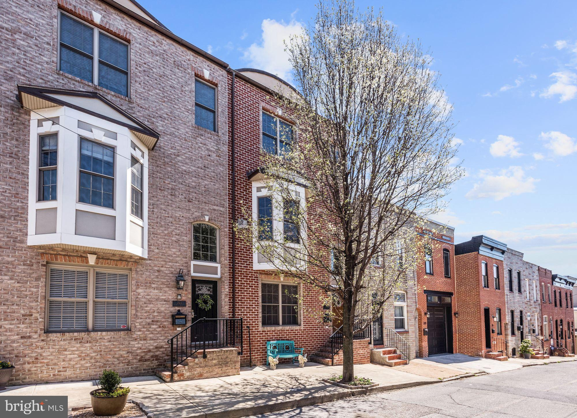 705 S PORT STREET, BALTIMORE, MD 21224