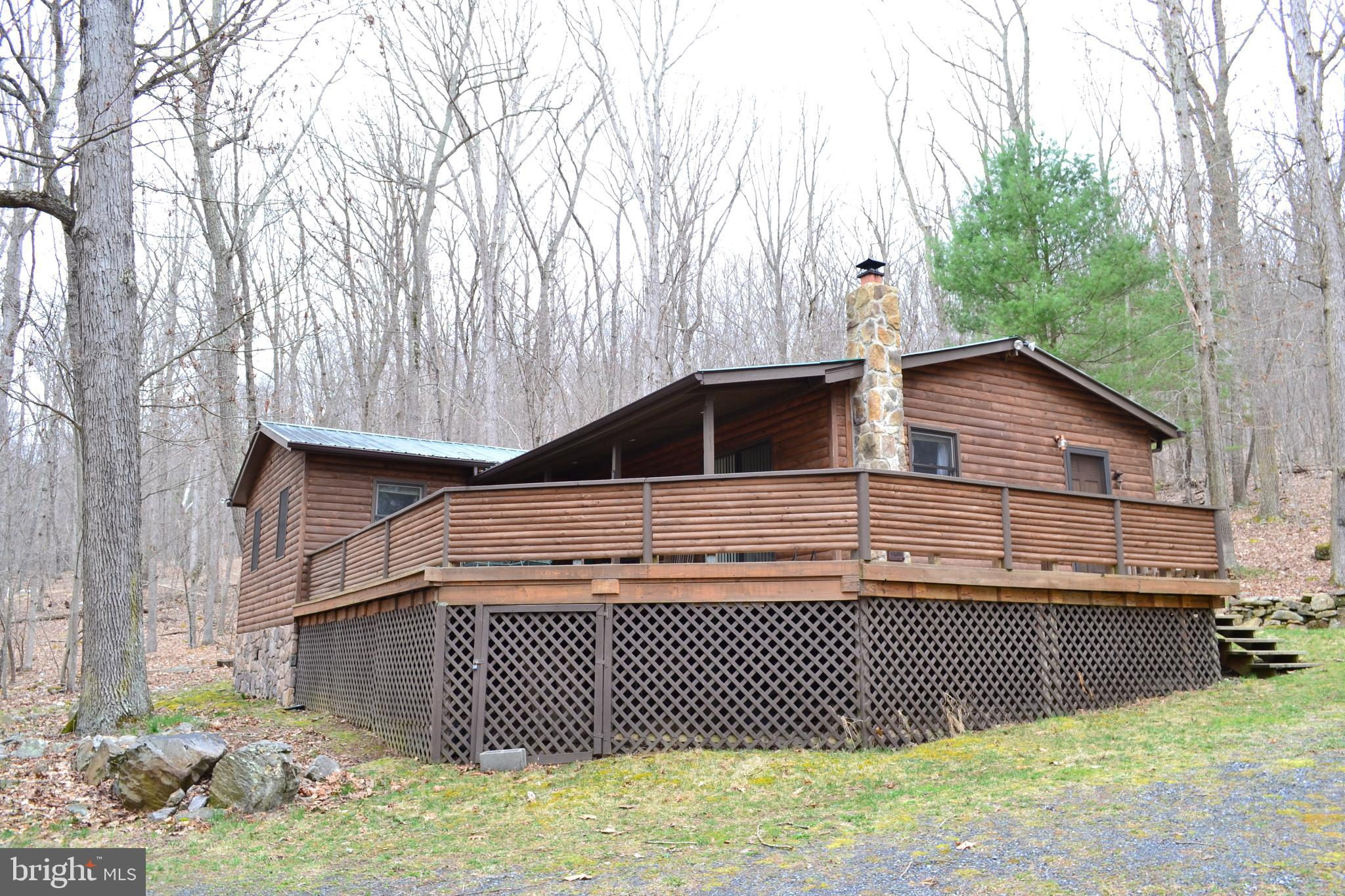 4676 THORN BOTTOM ROAD, LOST RIVER, WV 26810