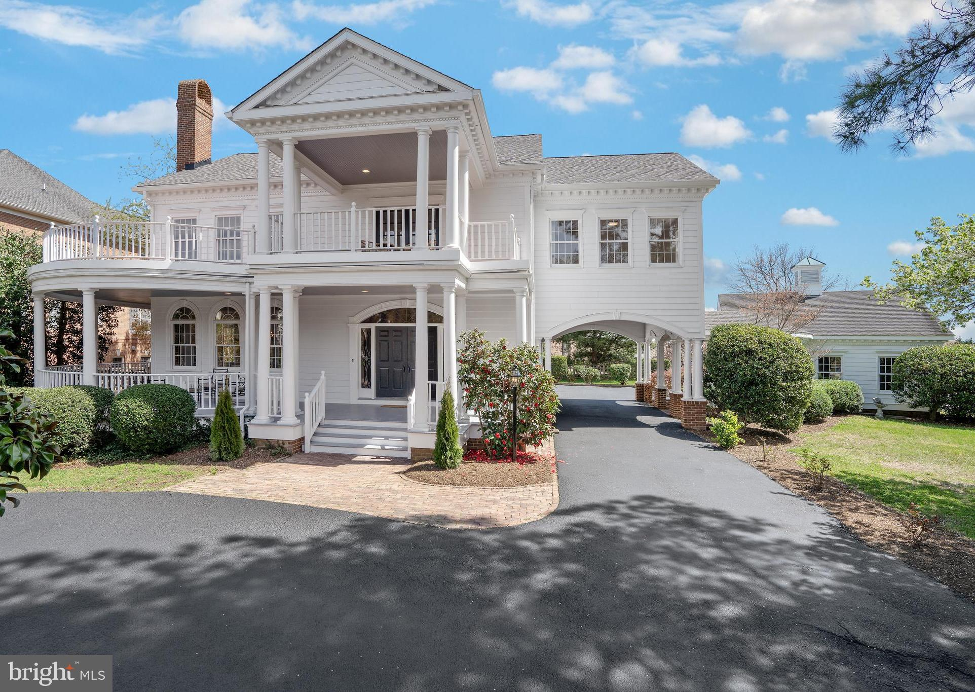Renovated classic, a true masterpiece! Custom home carefully crafted to capture the charm, character, & graciousness of the Antebellum estate that characterizes the tidewater region of Virginia. Fabulous home is enhanced by its gorgeous setting on beautifully landscaped half acre grounds near river. Classic exterior combined with stunning renovated interior make this home completely turn key. Special features include: stately high ceilings, elegant trim detail, stained hardwood floors throughout. brand new chef's kitchen, 4 bedrooms, 4.5 updated baths, two wood burning fireplaces, stunning glass walls in family room, and private main level study with gorgeous stained wooden built ins, each bedroom has it's own private bath and stunning river views from expansive master suite with designer bath and huge walk in closet, spacious rear deck, and massive 2 story veranda. If you're tired of the mundane and are interested in a true turn key custom property, this is it!