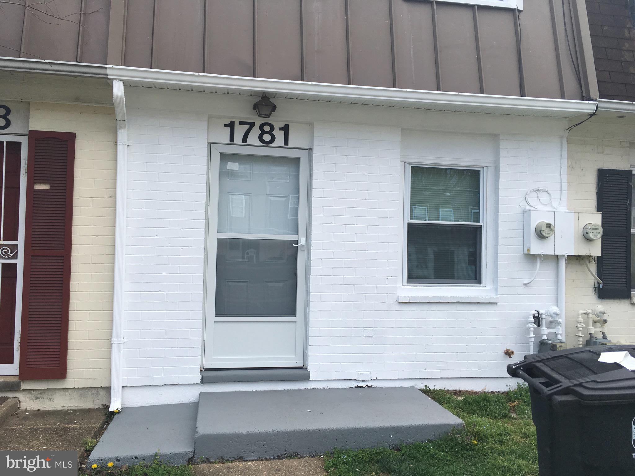 1781 VILLAGE GREEN Dr #Y-88, Landover, MD, 20785