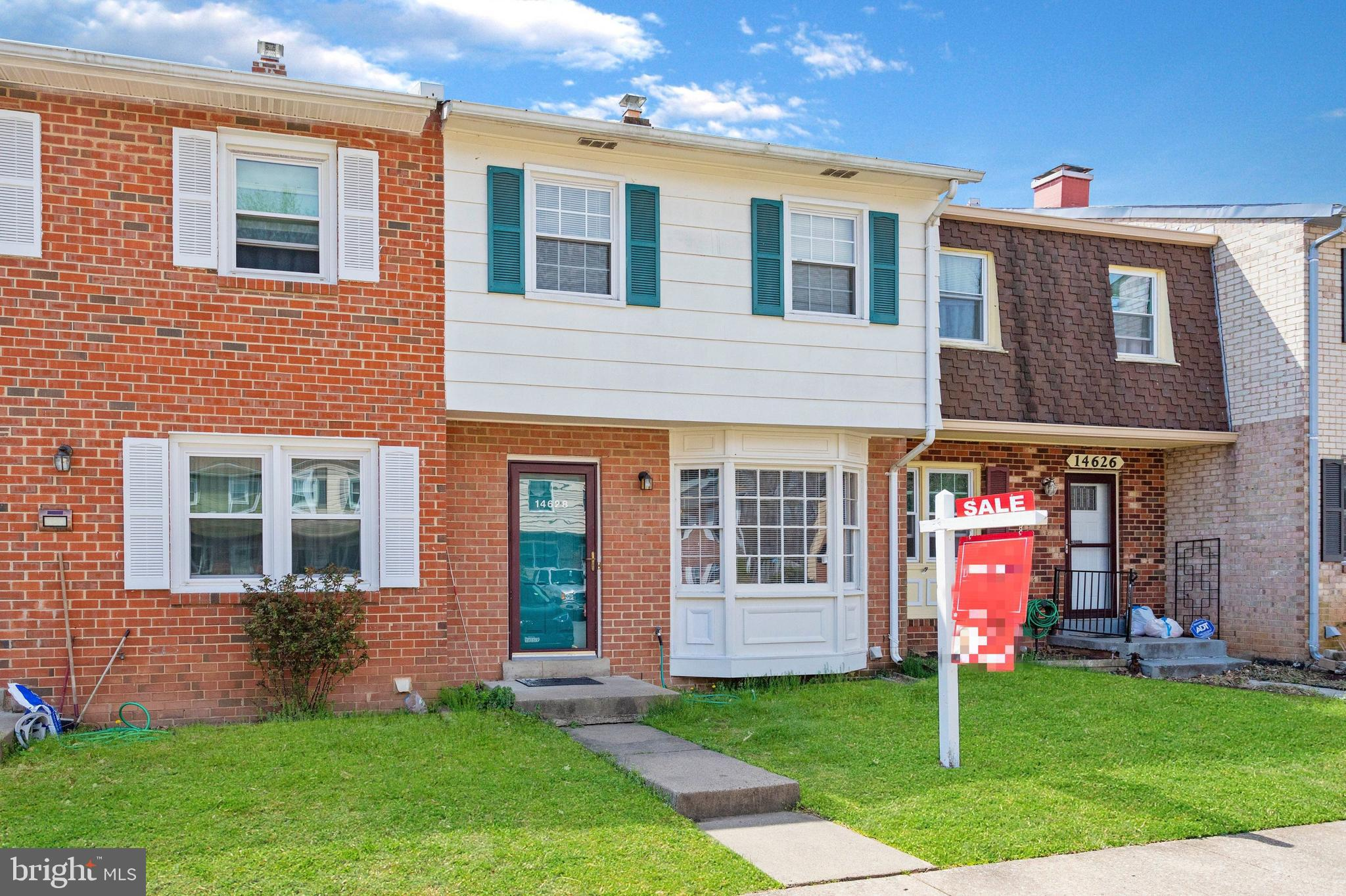 Perfect for first time home buyer! Check out the 3D tour. Well-lit 3br/1.2 bath townhome; large open kitchen; granite countertops; 3 finished levels; beautifully remodeled bathrooms; close to school, shopping, I-95; hardwood in basement; wood laminate main level; recessed lighting; attic storage; finished basement could be 4th. bedroom; fireplace; walkout basement with bonus room; newer water heater; updated appliances~