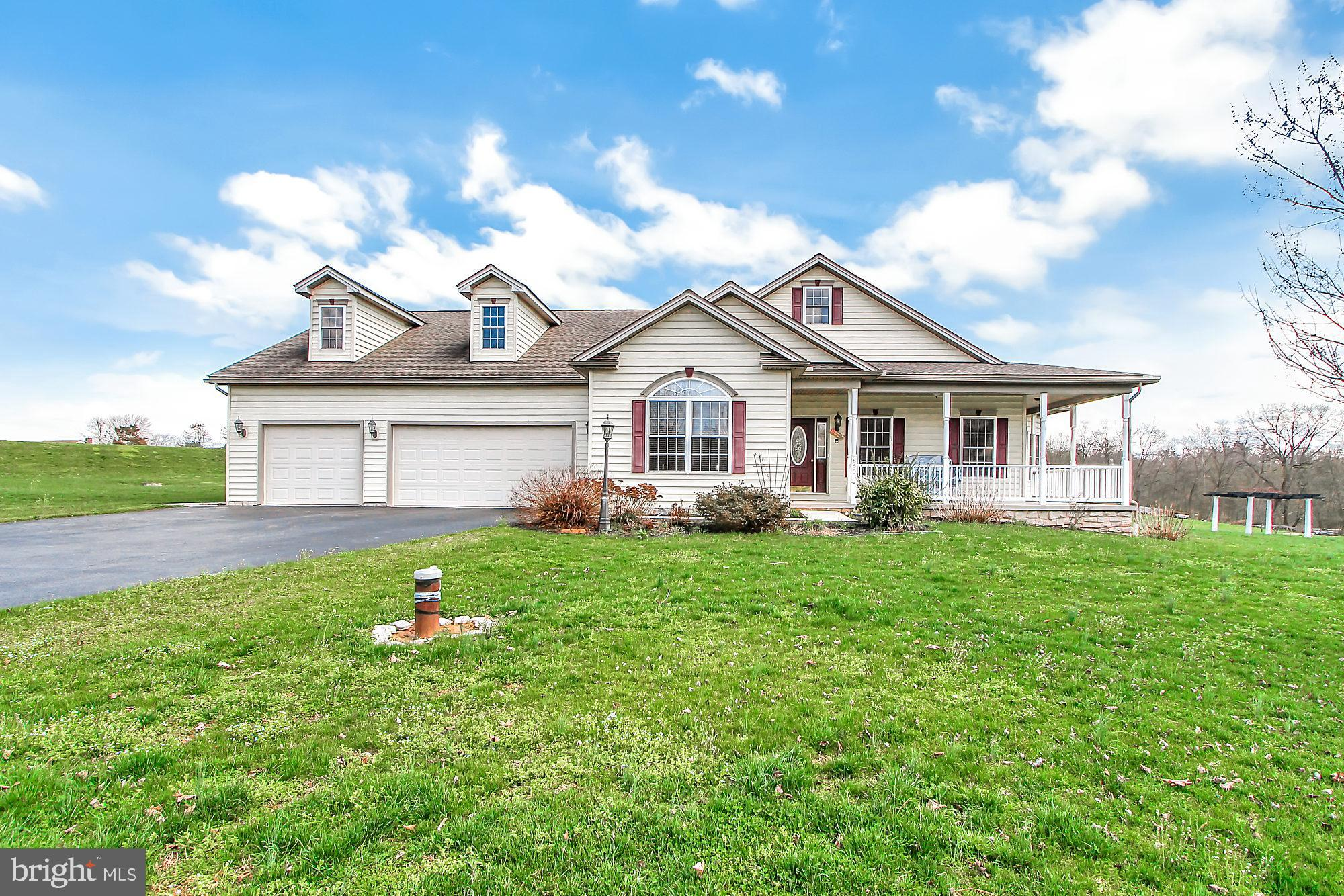 660 KUHN FORDING ROAD, EAST BERLIN, PA 17316