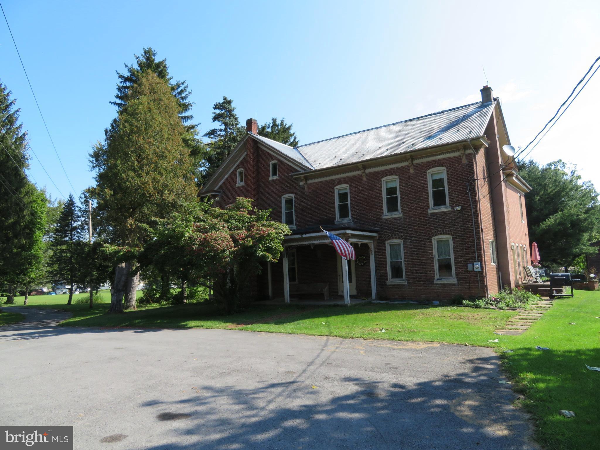 155 BOSSERT BOULEVARD, WEST MILTON, PA 17886