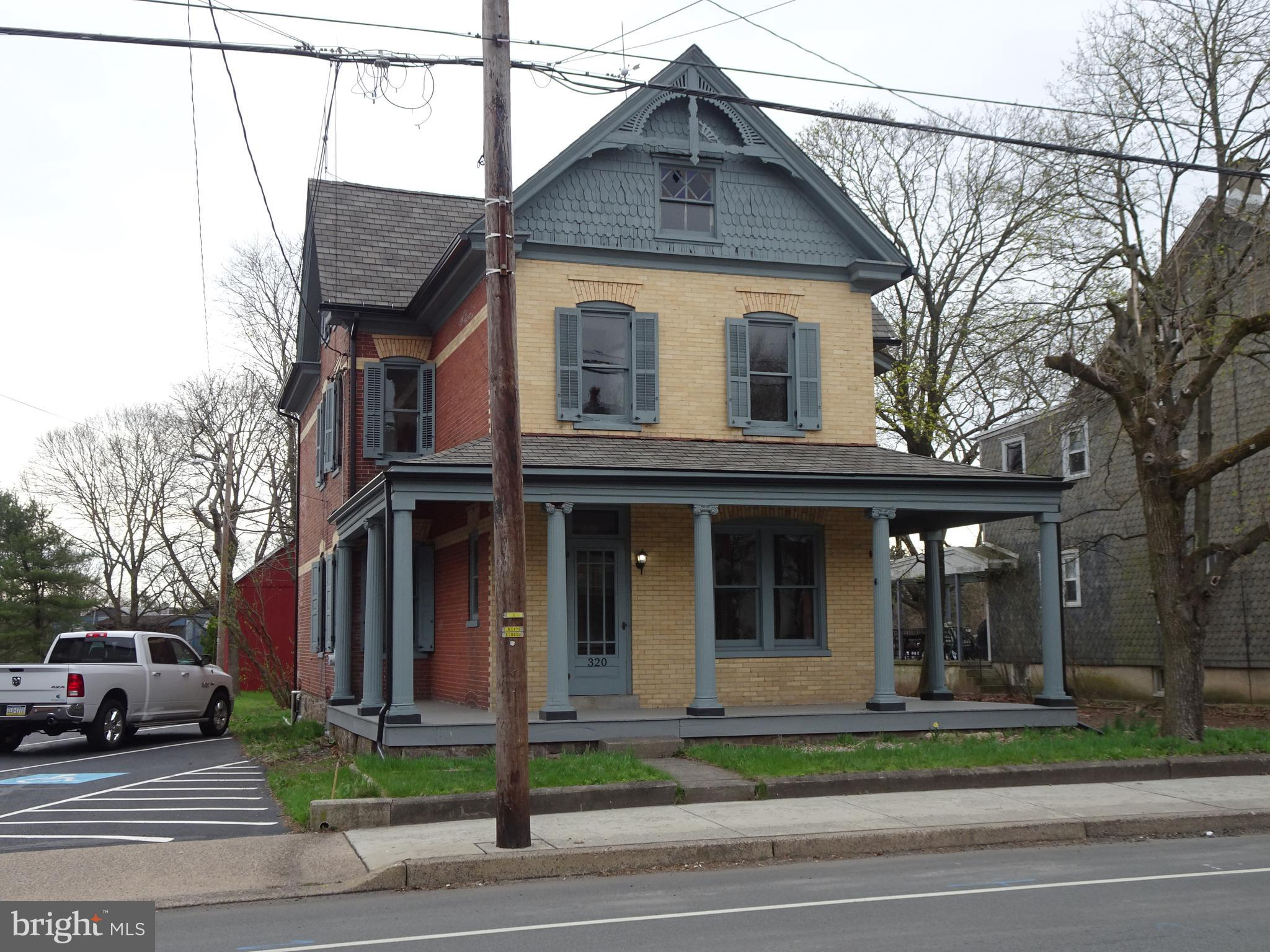 320 MAIN STREET, RED HILL, PA 18076