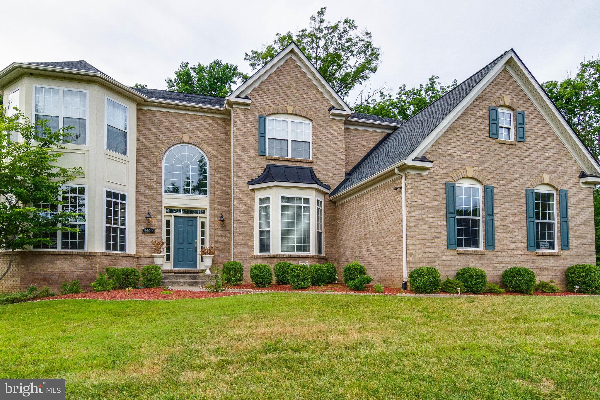Former Model home sold at $1.2M**Estate home with all the upgrades**New Roof with lifetime warranty**Huge Deck built 5 years ago**Fully finished basement with Wet bar**3 Fireplaces**Grand 2 story family room is the center point of this Opulent home**Gourmet Kitchen is a chefs delight**Sunroom with tons of light**Driveway expanded two years ago that can easily hold 10 plus cars**Owner is licensed agent**