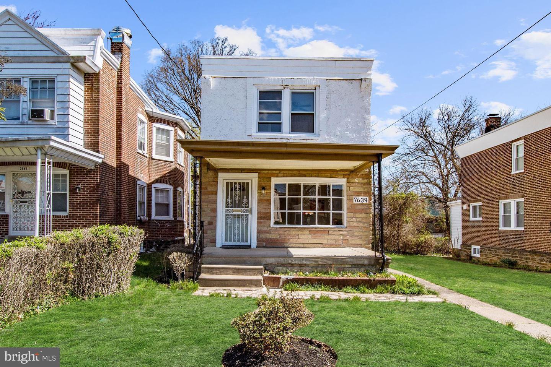 7639 Williams Avenue Philadelphia , PA 19150