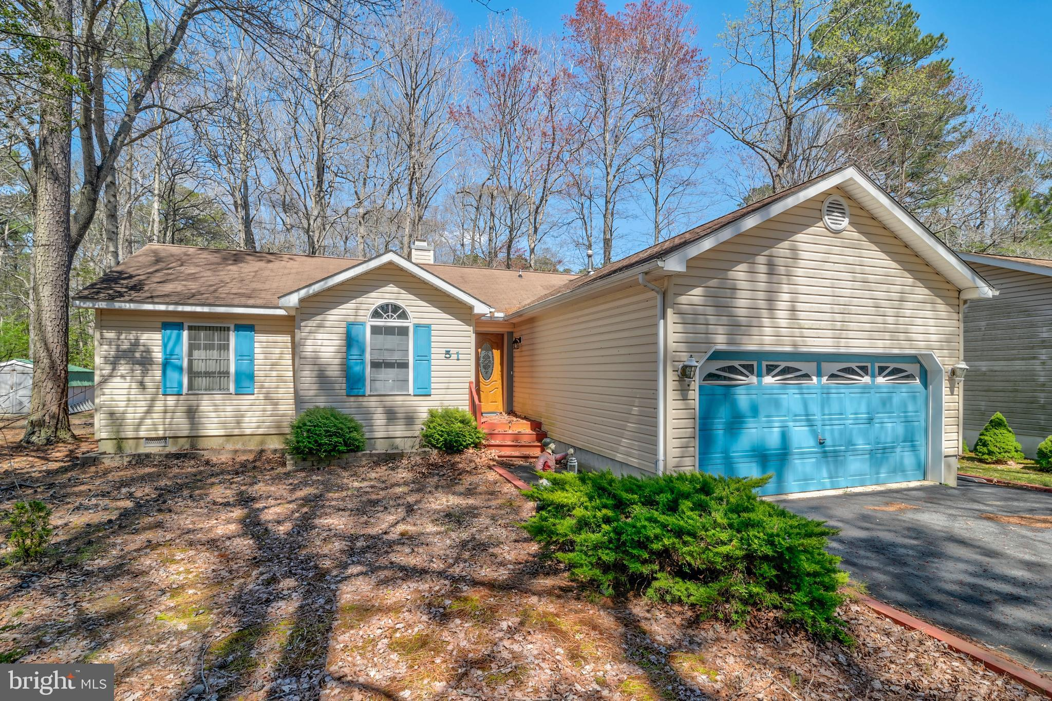 Ocean Pines Md >> 51 Tail The Fox Drive Ocean Pines Md 21811 239900