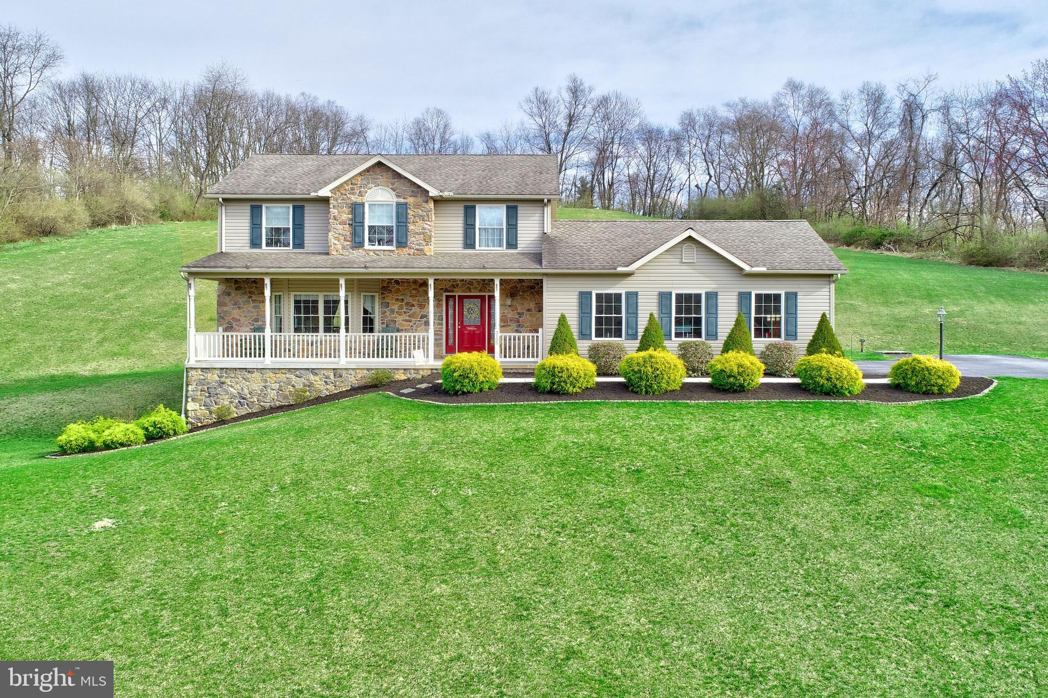 3155 SAM HILL ROAD, GLENVILLE, PA 17329