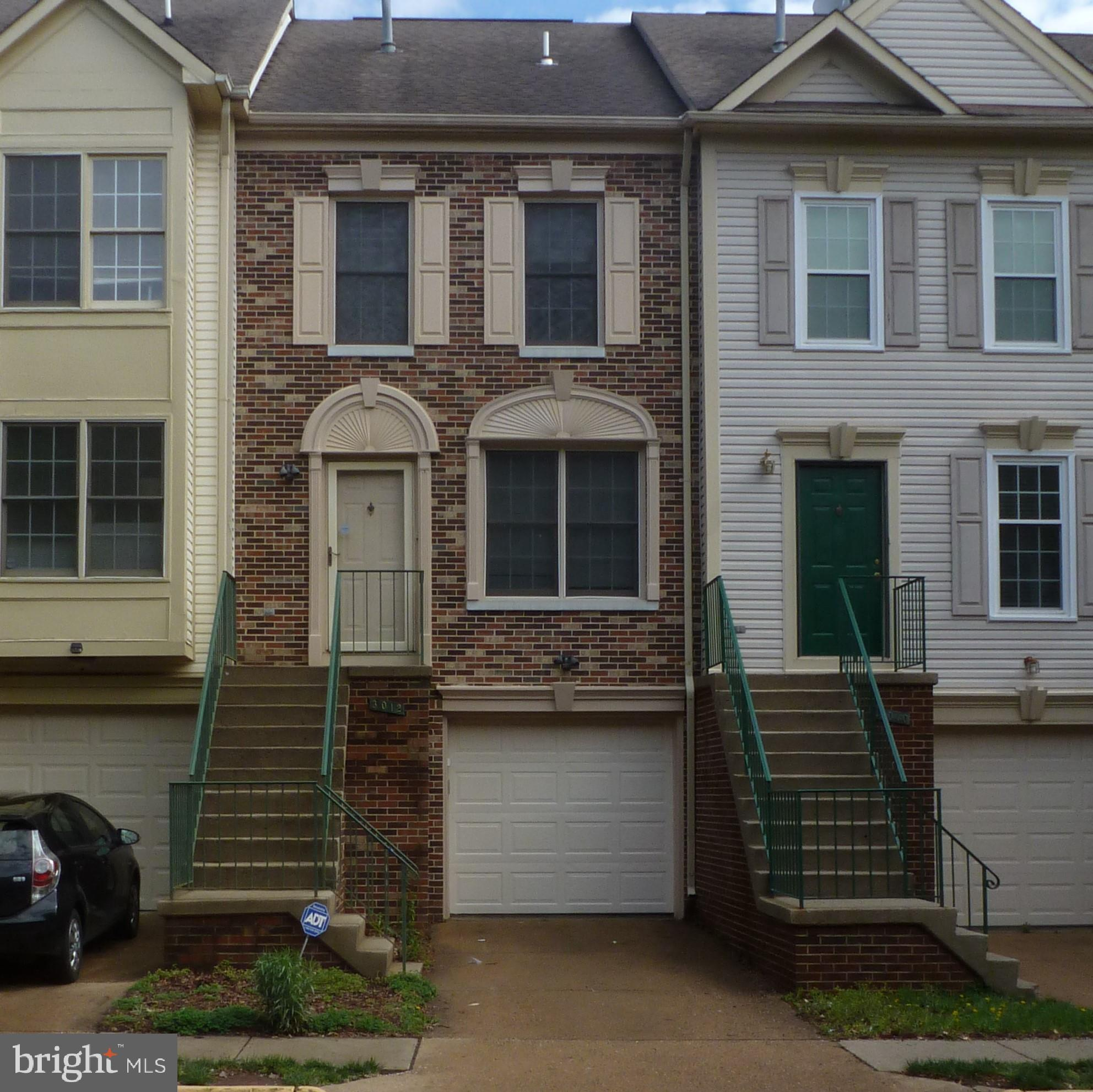 WONDERFUL 4 LVL TOWNHOUSE WITH 3 BEDROOMS/2.5 BATHS AND GARAGE.FRESH PAINT. HARDWOOD ON MAIN LEVEL. NEW HARDWOOD STAIRS.BRAND NEW LAMINATE FLOOR ON UPPER LEVELS, BASEMENT. NEW GRANITE COUNTERTOP & REFRIGERATOR.UPDATED BATHS: NEW TILES, TOILETS IN ALL BATHS; NEW VANITY SINKS IN BATHROOM 2 AND POWDER ROOM.DECK FOR SUMMER FUN.FIREPLACE IN REC ROOM.  1 PARKING STICKER FOR VISITOR.CLOSE TO SHOPPING, ENTERTAINMENT AND METRO TRANSPORTATION. CLOSE TO OLD TOWN, DC AND FT BELVOIR.MOVE IN READY.