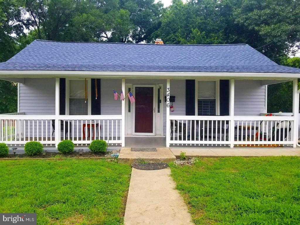3406 39TH AVENUE #, BRENTWOOD MD 20722