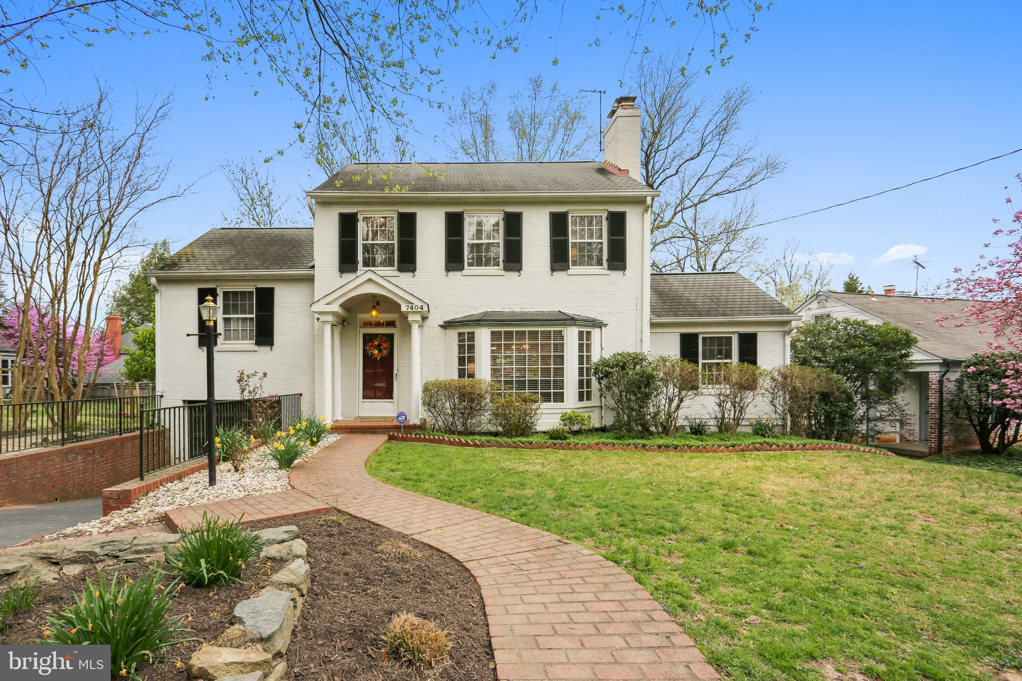 7404 WYNDALE LANE, CHEVY CHASE, MD 20815
