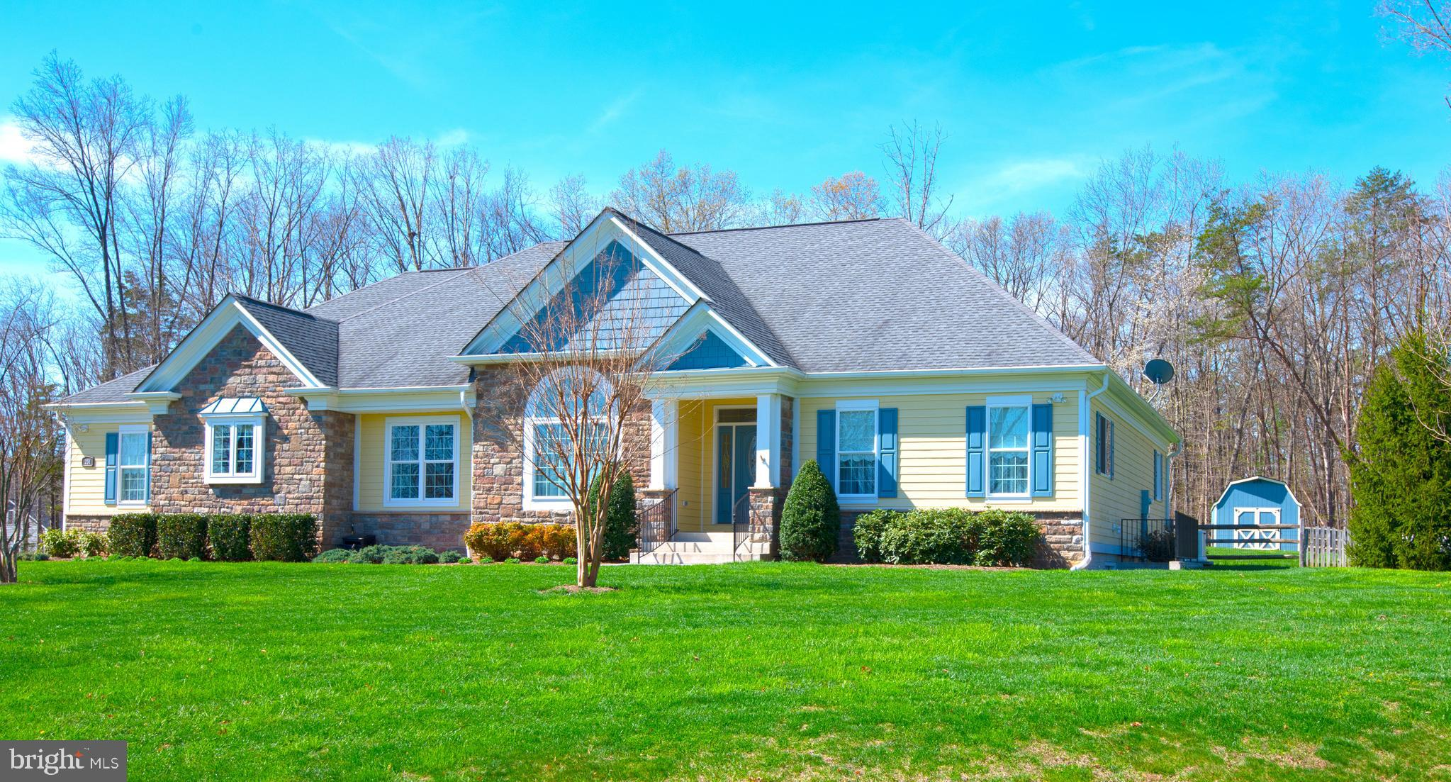 231 RELIANCE WOODS DRIVE, MIDDLETOWN, VA 22645