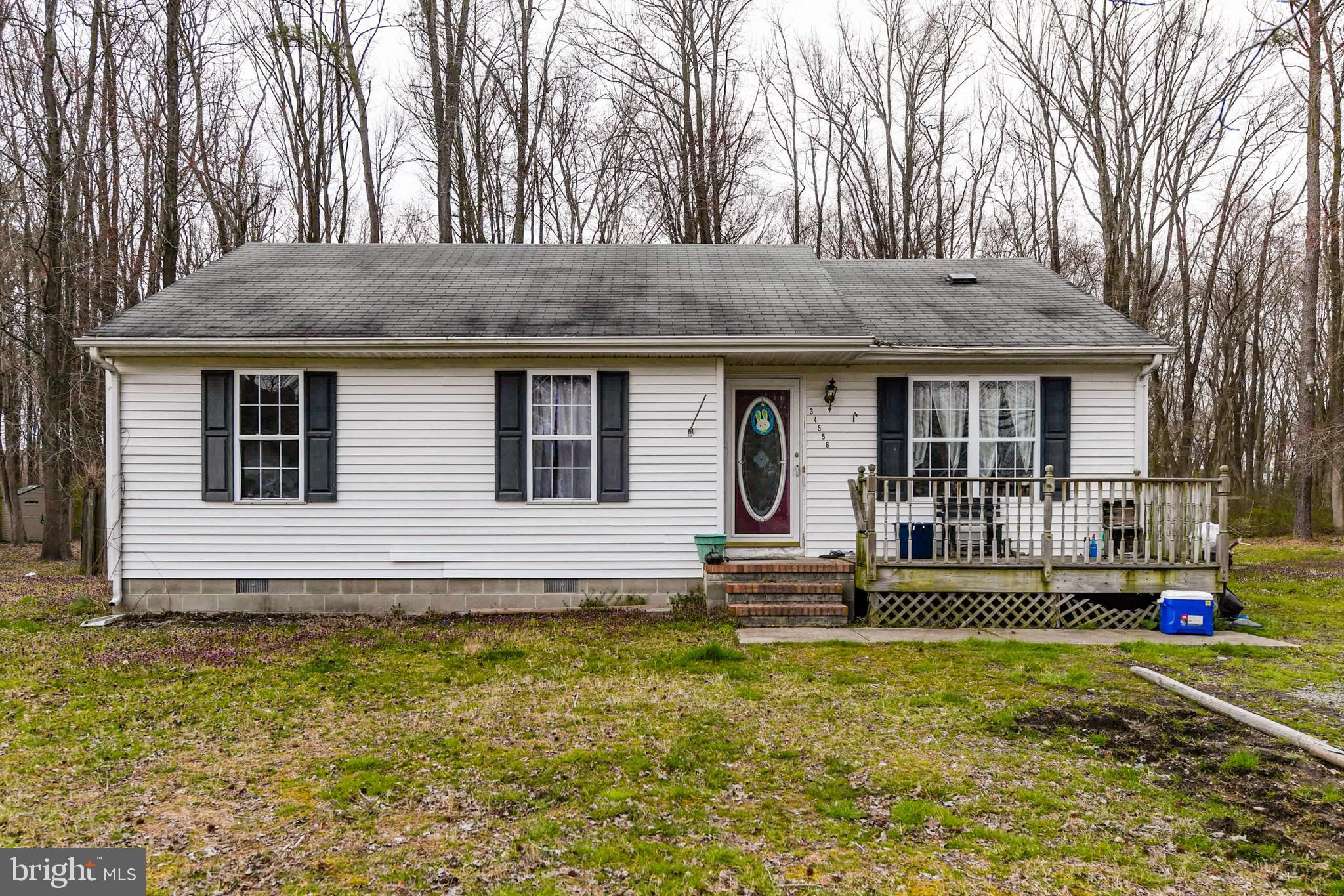 34556 OLD OCEAN CITY ROAD, PITTSVILLE, MD 21850