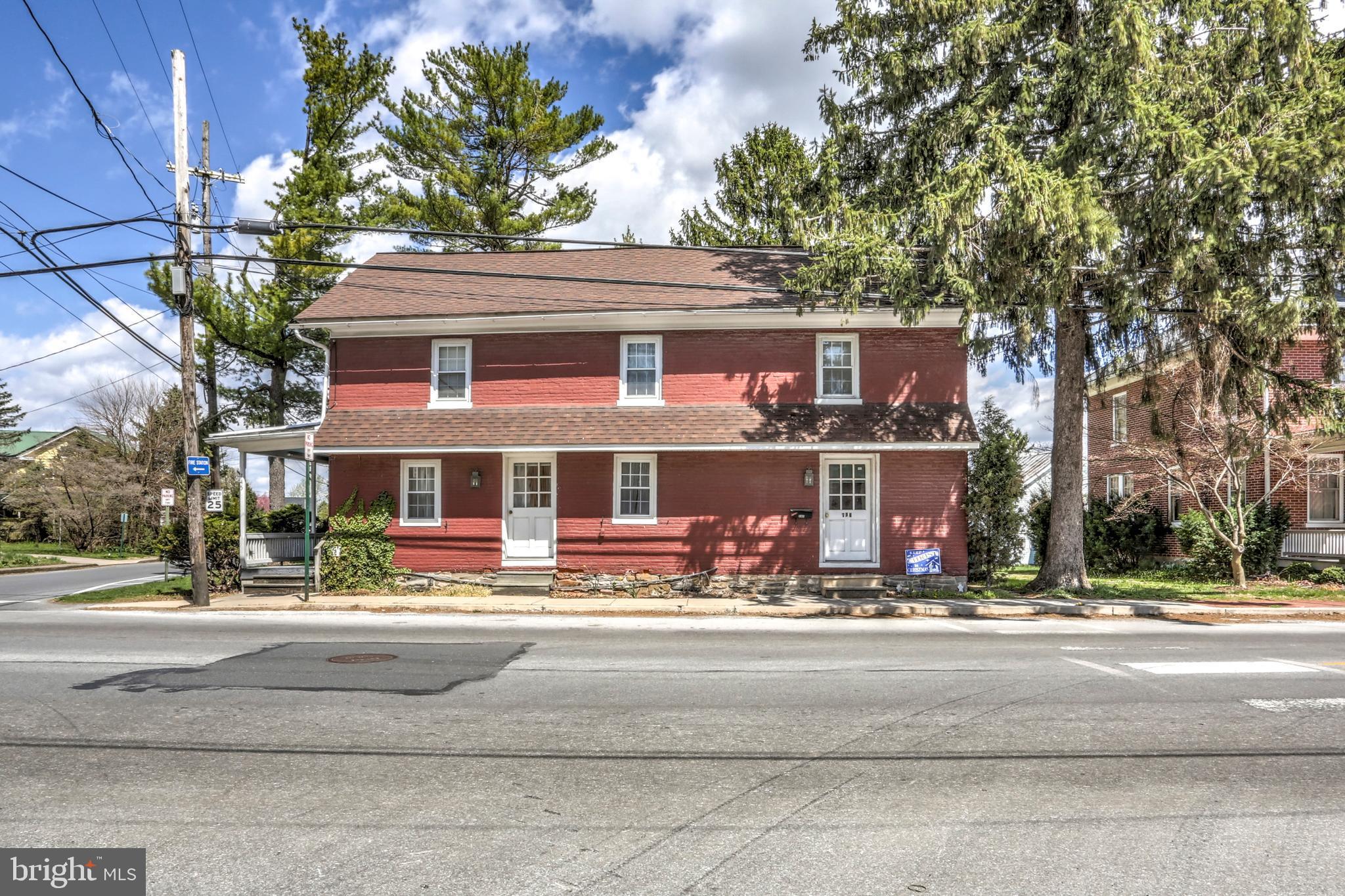 143-145 W MAIN STREET, STRASBURG, PA 17579