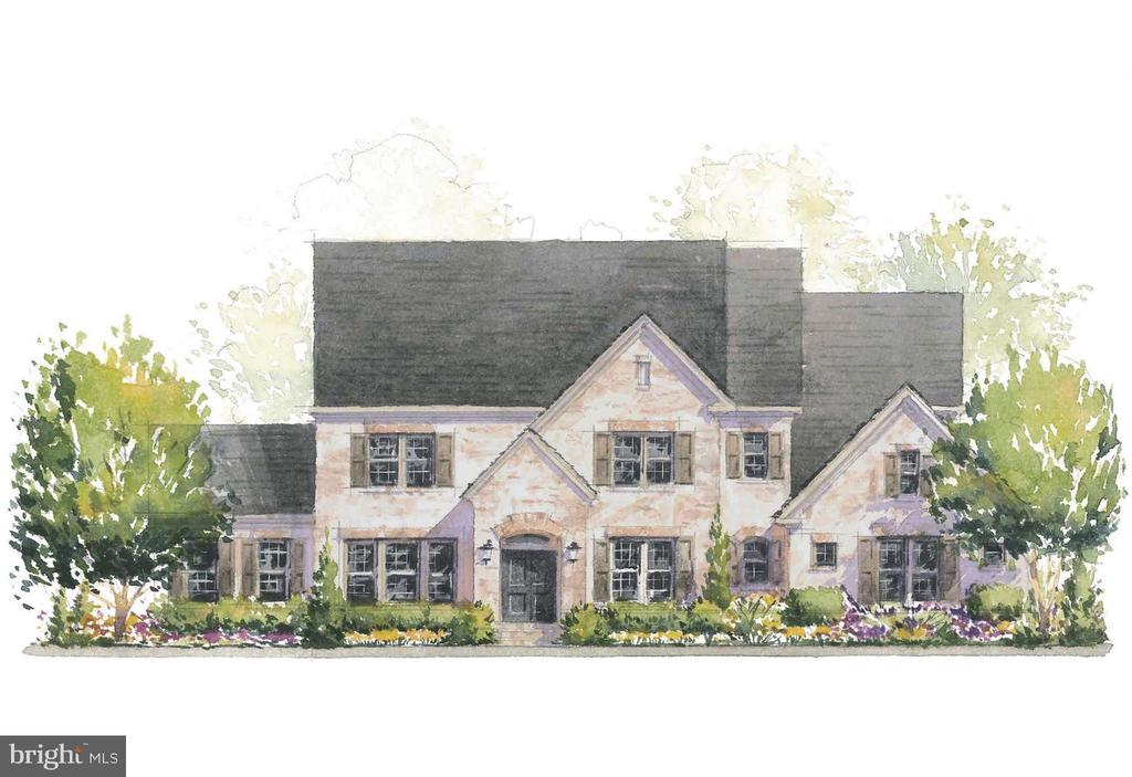 Lot 4 - Highly demanded Bentley floorplan under construction and available for quick move-in. Act now to make personal interior finish selections and still be in before school starts.  Stunning home site is treed in the rear and overlooks the community pond and conservation area.  Main floor Au Pair/Guest or In-Law Suite. Secondary bedrooms each with private bath and walk in closet. Decadent Owner's Suite with sitting area and posh salon bath.  Main level  Keeping Room. Completely finished lower level includes 2-sided gas fireplace and wet bar for festive entertaining! So much fun and luxury! Call or Visit today! We're in the process of making selections....