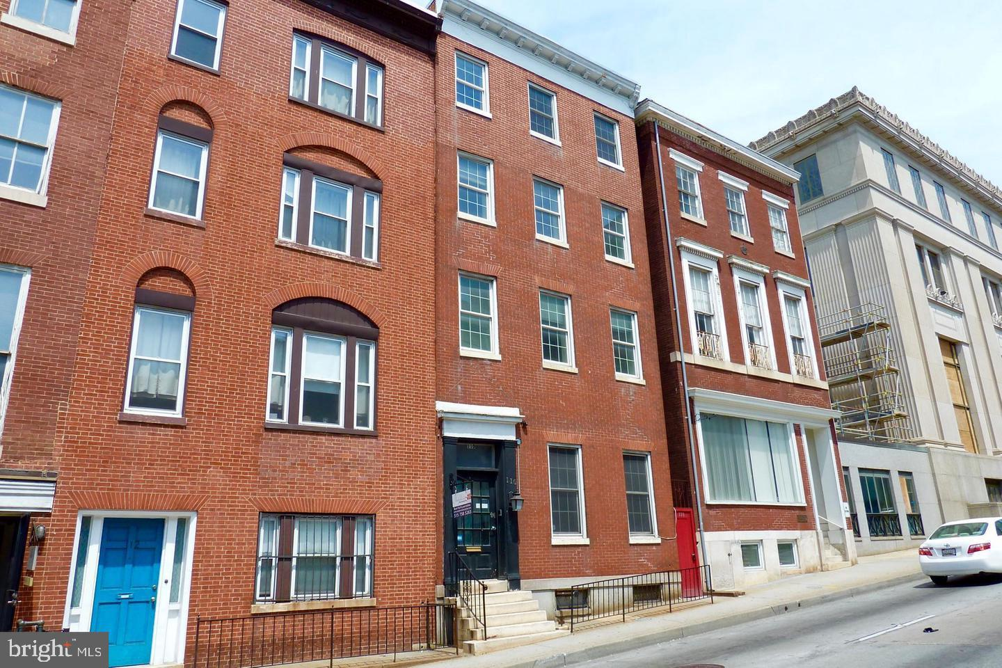 110 W MULBERRY STREET, BALTIMORE, MD 21201