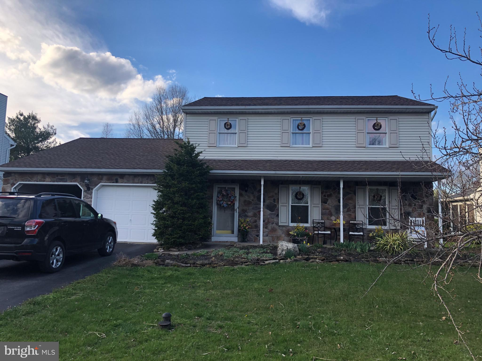 261 FAITH DRIVE, BLANDON, PA 19510