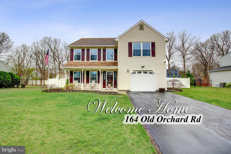 164 OLD ORCHARD ROAD, TOMS RIVER, NJ 08755