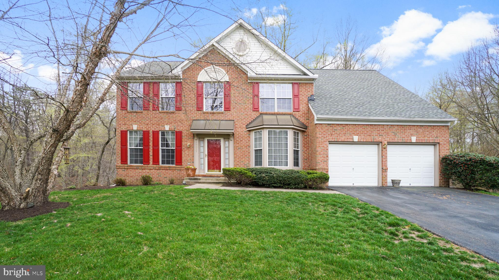 15611 OVERCHASE LANE, BOWIE, MD 20715