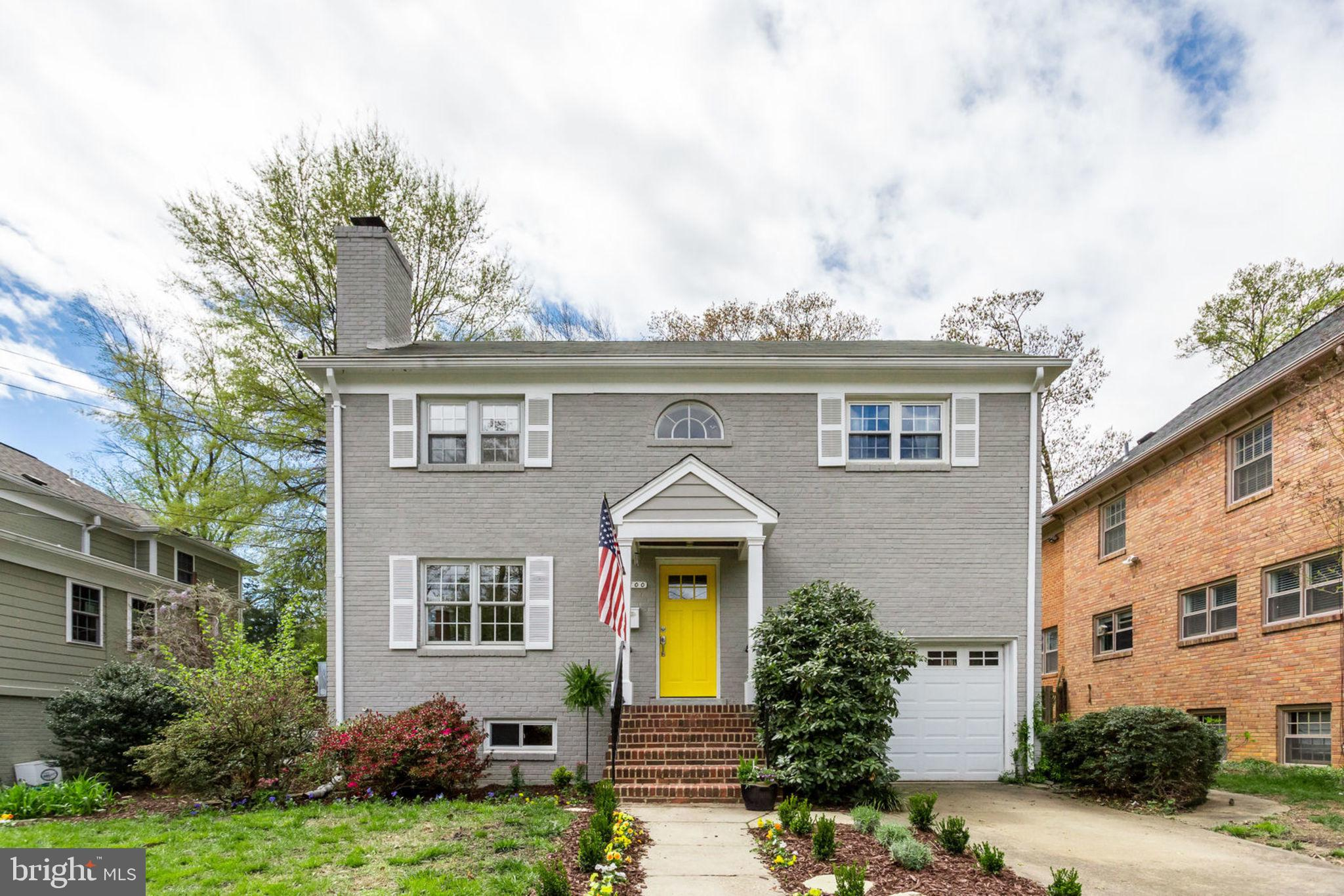 Welcome home to this stunning and renovated beautifully painted brick colonial!  2018 kitchen remodel opens up to sunny vaulted ceiling family room.  Exterior painted and front door replaced. New light fixtures throughout.  Living room with woodstove insert makes fall nights cozy. Fully finished basement in 2014.  1 car garage + storage.  Walk up attic stairs to full floored attic (perfect for storage or potential addition later!).  Open Saturday 4/20 from 2-4.  Showings may begin on 4/18 (not before).  Offers, if any, will be reviewed Tuesday 4/23 at 10 am.  A full list of improvements and ideal settlement timeline is in the docs section.