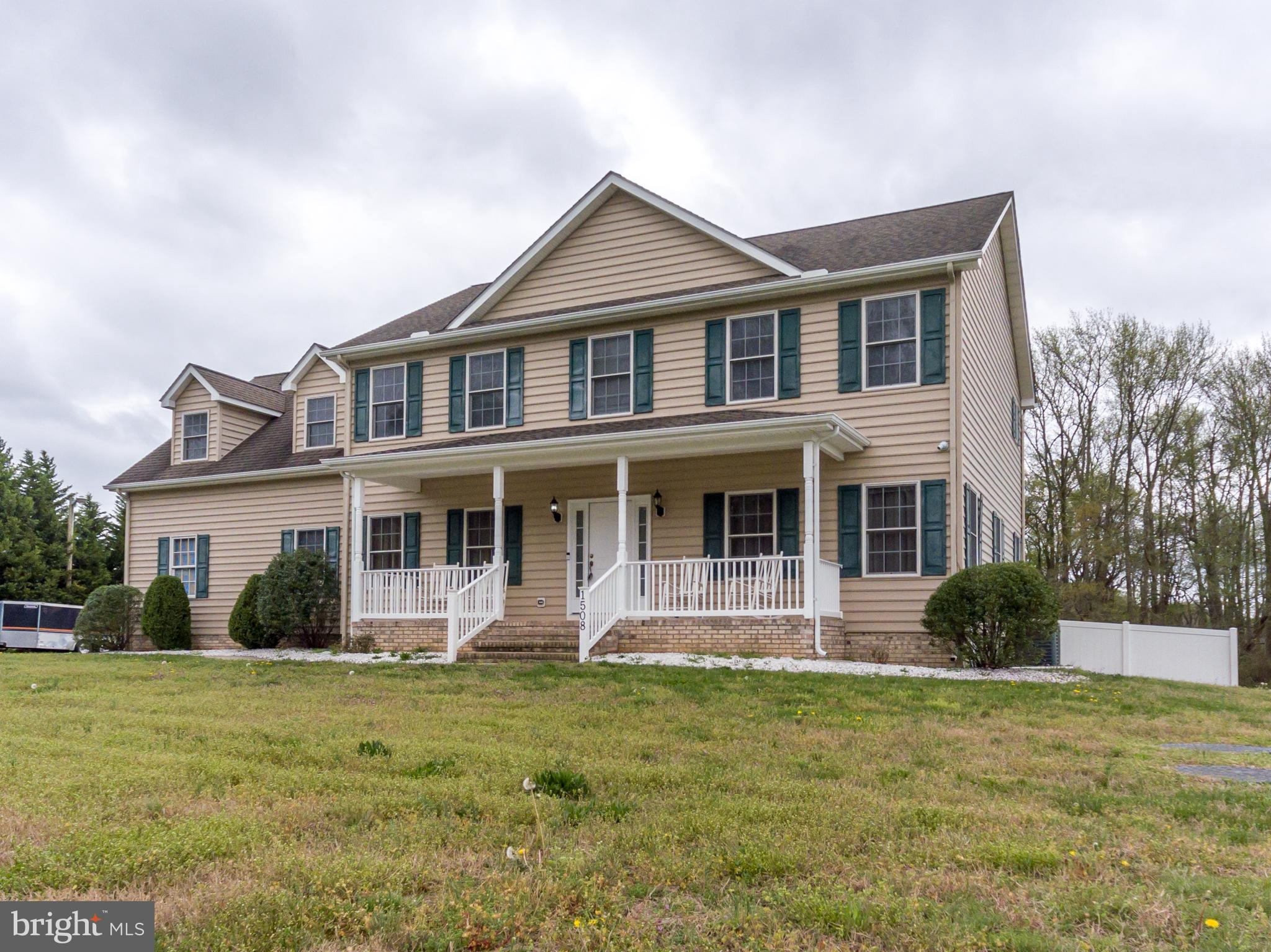 1508 HALLTOWN ROAD, MARYDEL, DE 19964